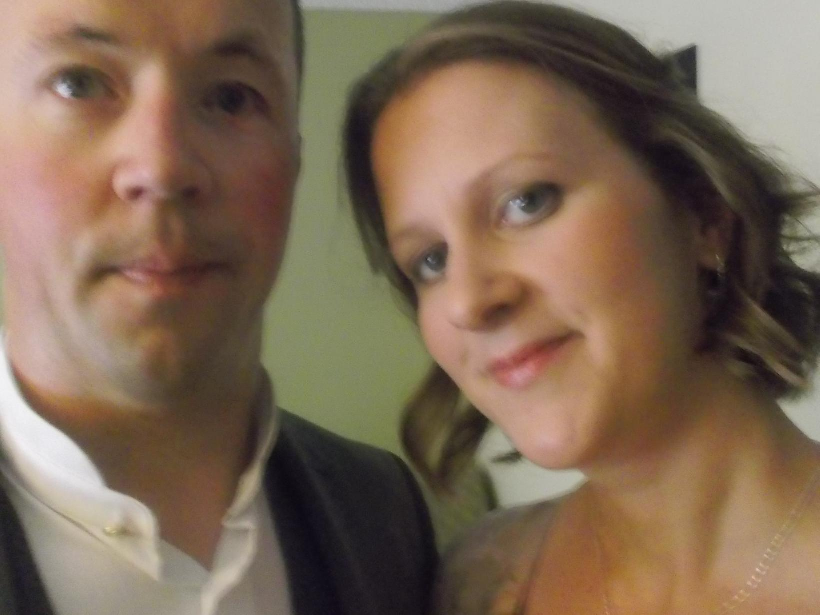 Simon & Erica from Eastbourne, United Kingdom