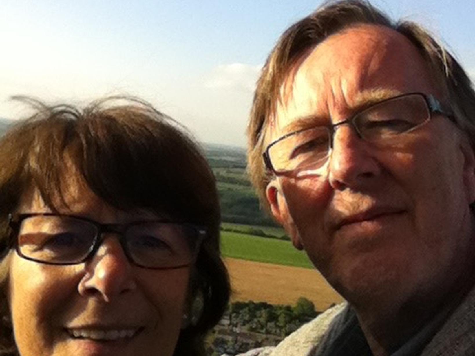 Susan & David from Victoria, British Columbia, Canada