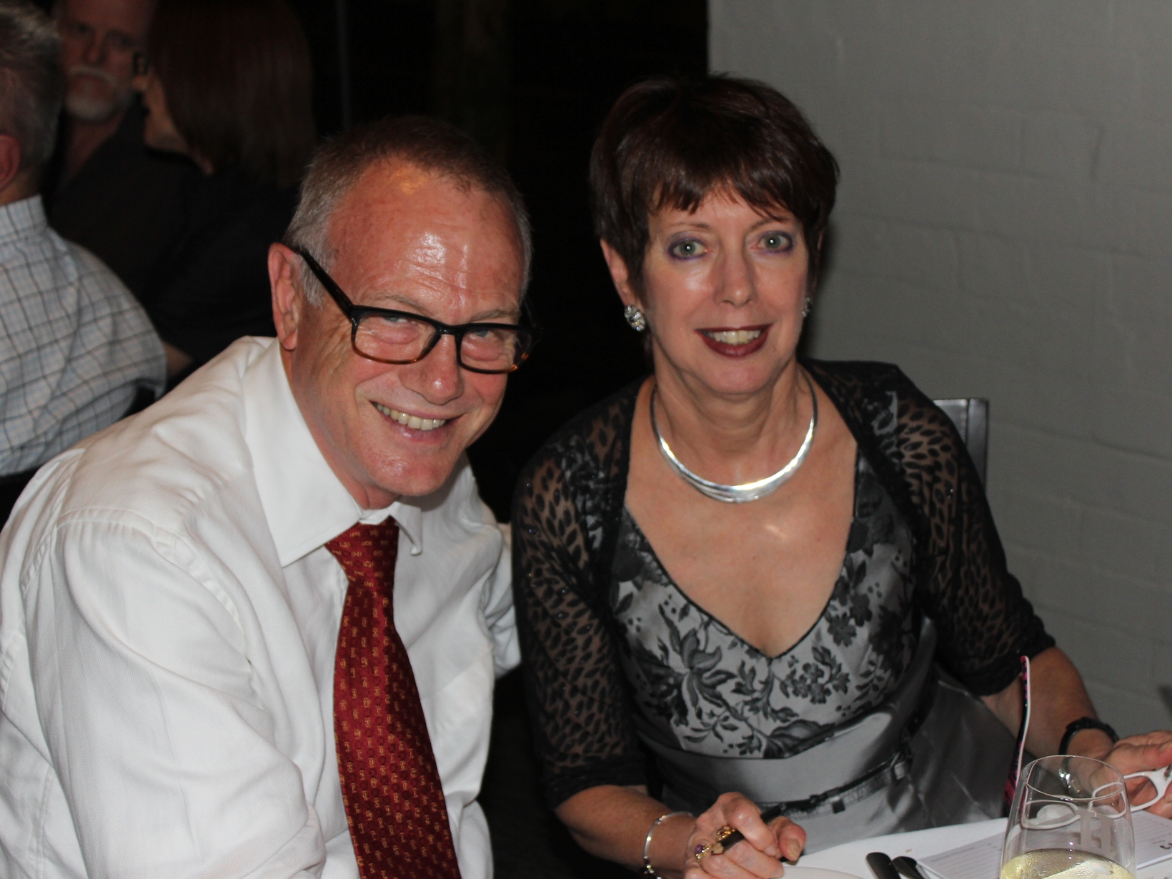 Lorraine & Len from Brisbane, Queensland, Australia