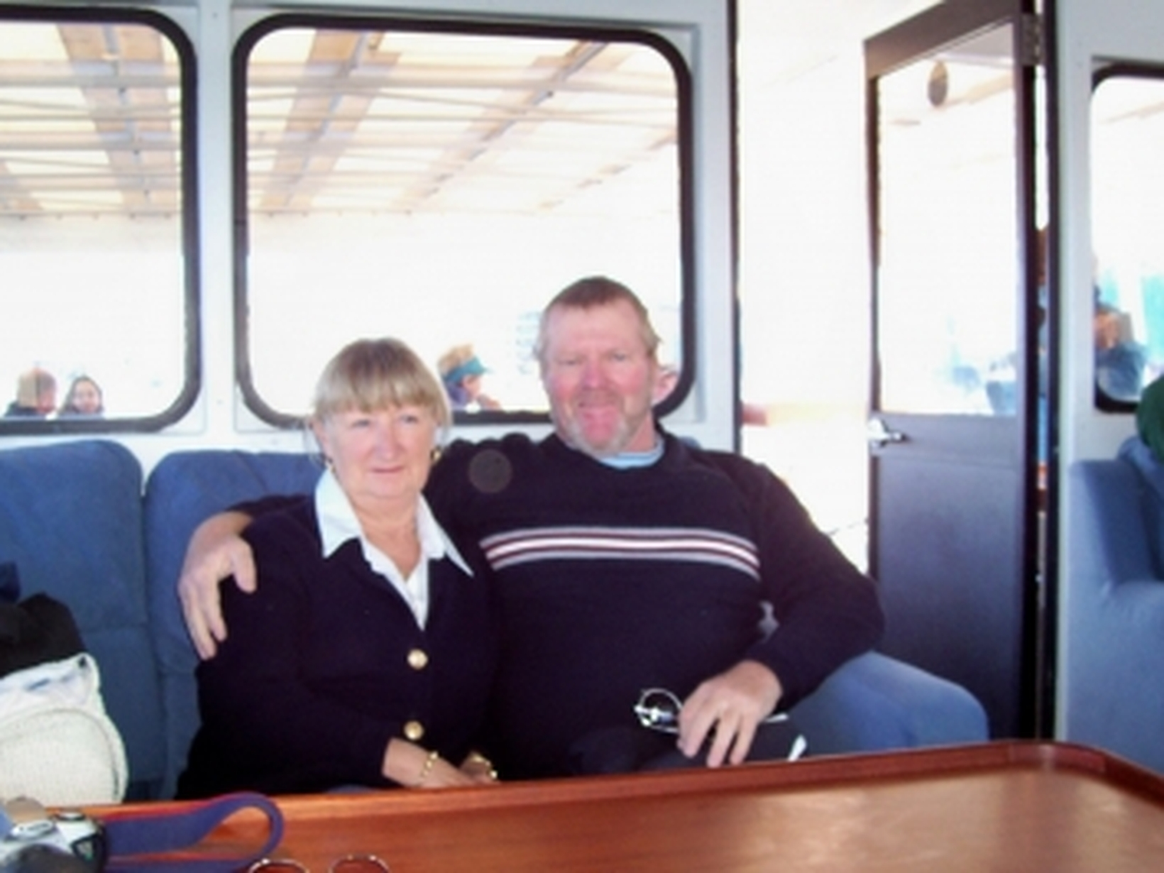 Ellie & Alan from Caloundra, Queensland, Australia