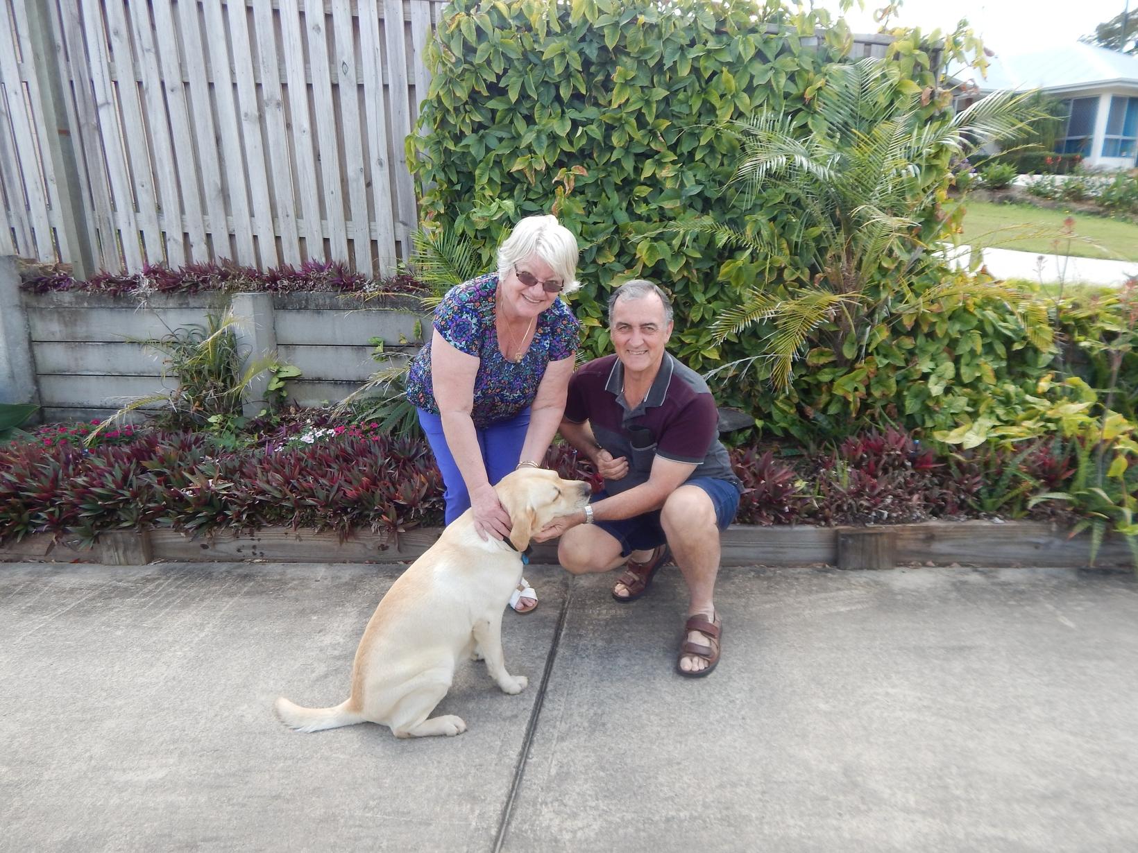 Graham & Marilyn from Bli Bli, Queensland, Australia