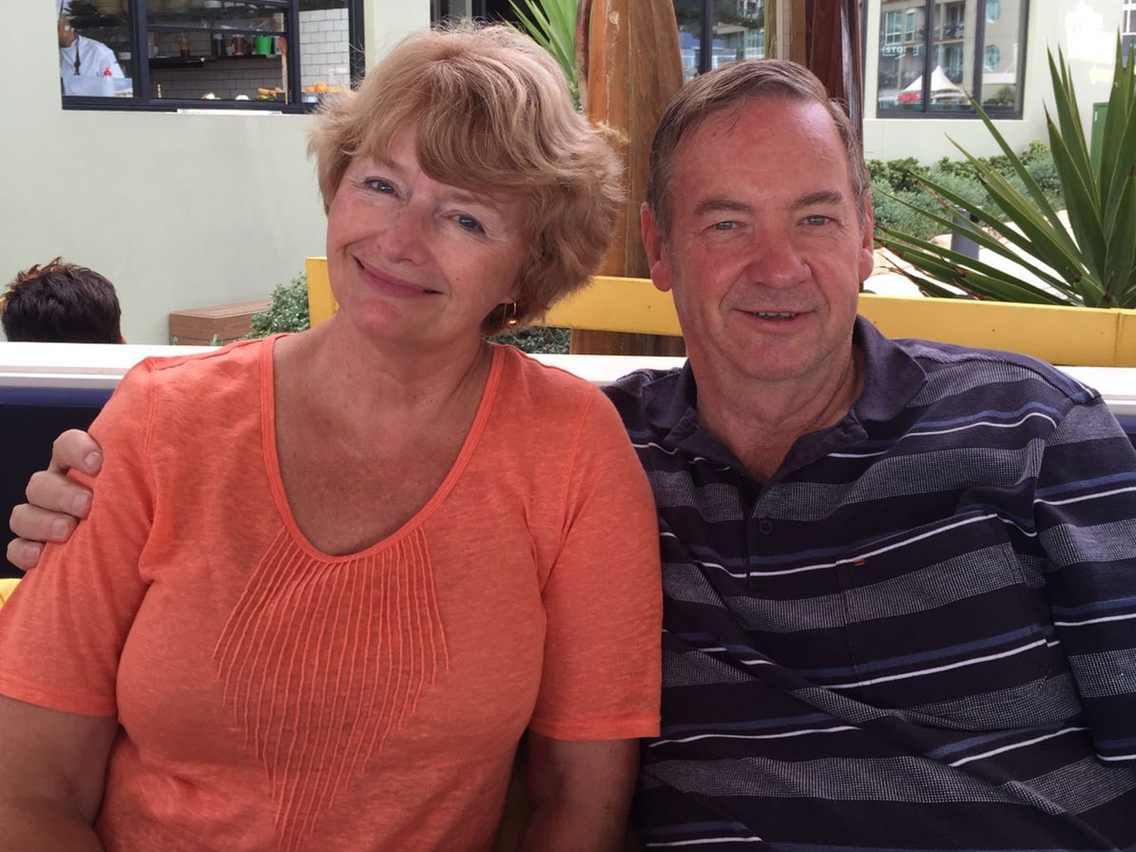 Anne & Nev from Newcastle, New South Wales, Australia
