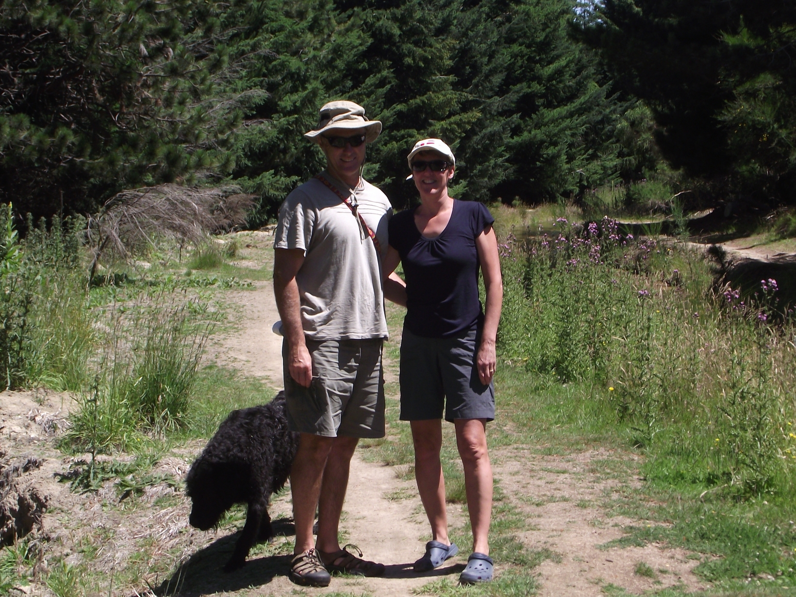 Tom & Julie from Wanaka, New Zealand
