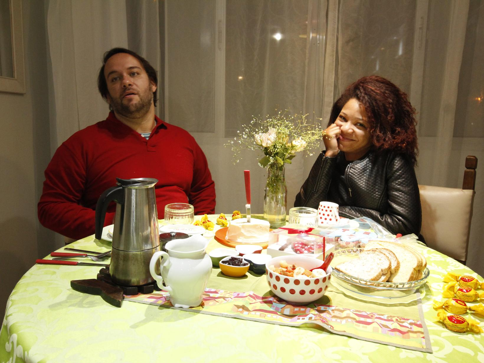 Camilo & Joyce from Rio de Janeiro, Brazil