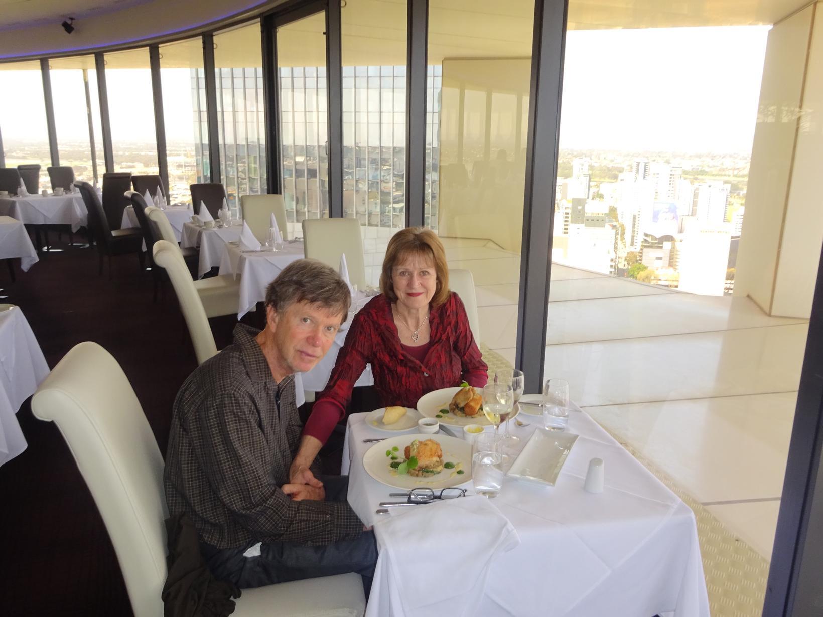 Carol & John from Perth, Western Australia, Australia