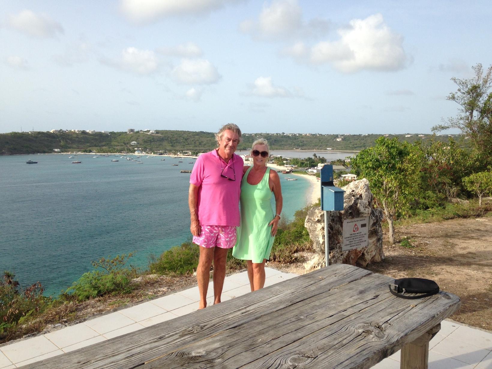 Philip & Teresa from Cambridge, United Kingdom
