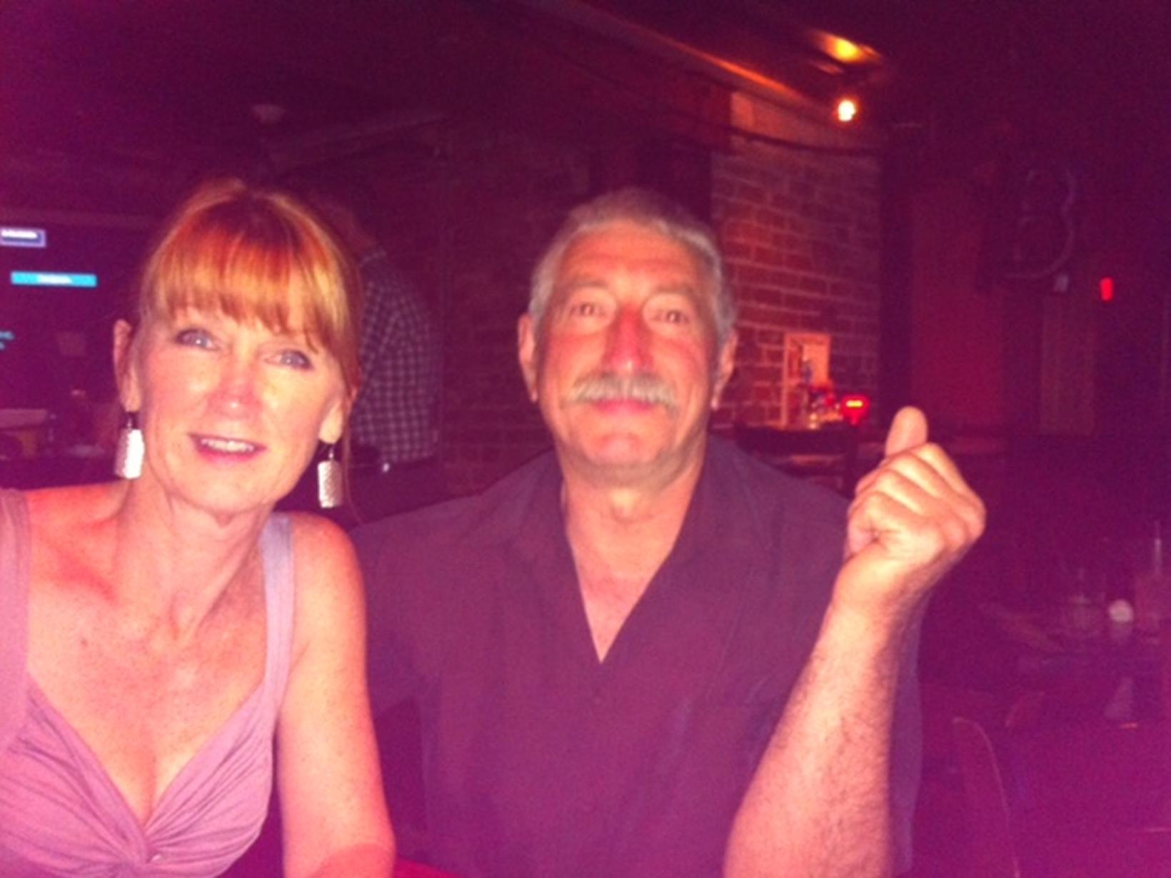 Susan & John from Hamilton, New Zealand