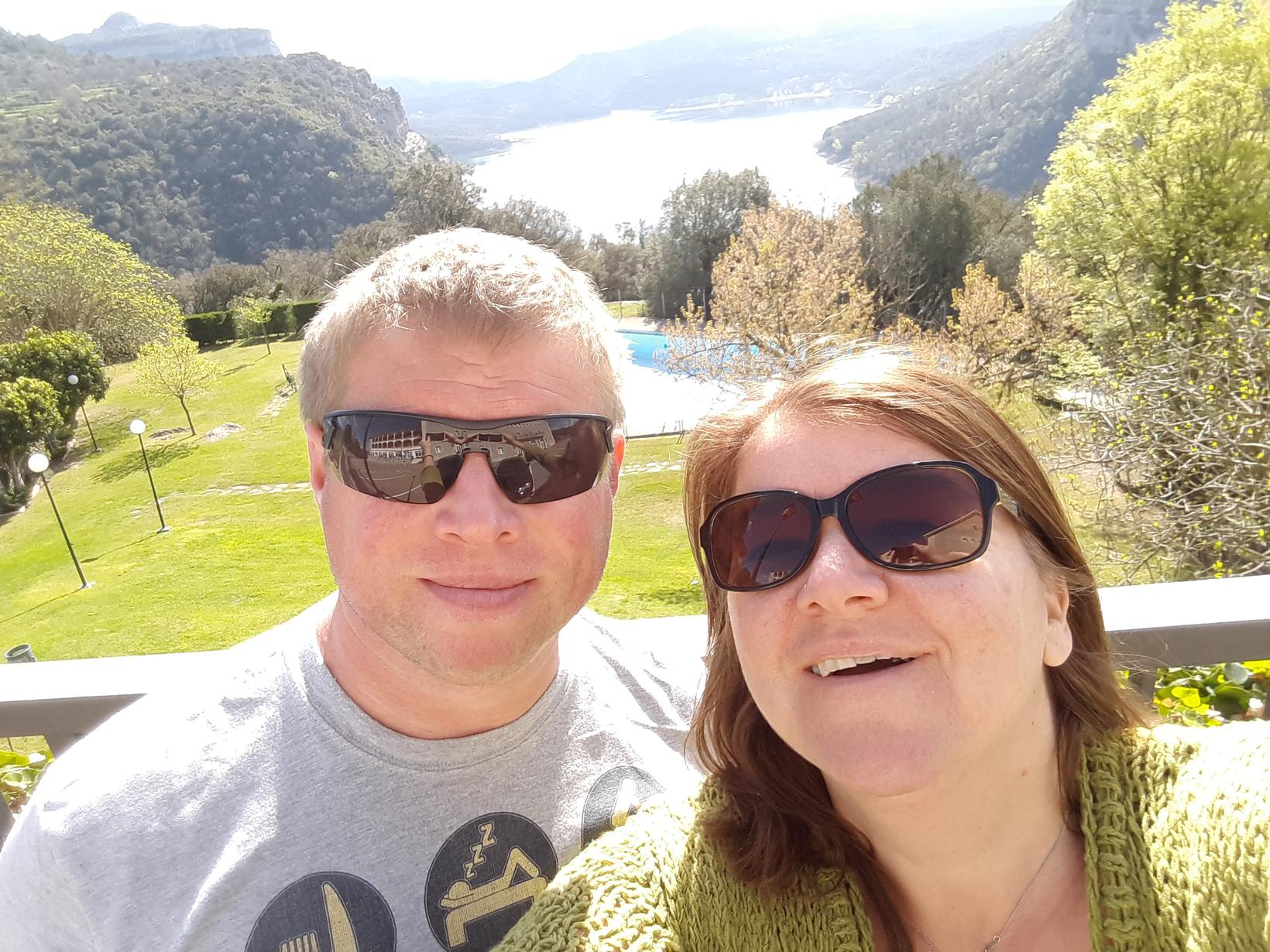 Nicola & Jonathan from Oswestry, United Kingdom