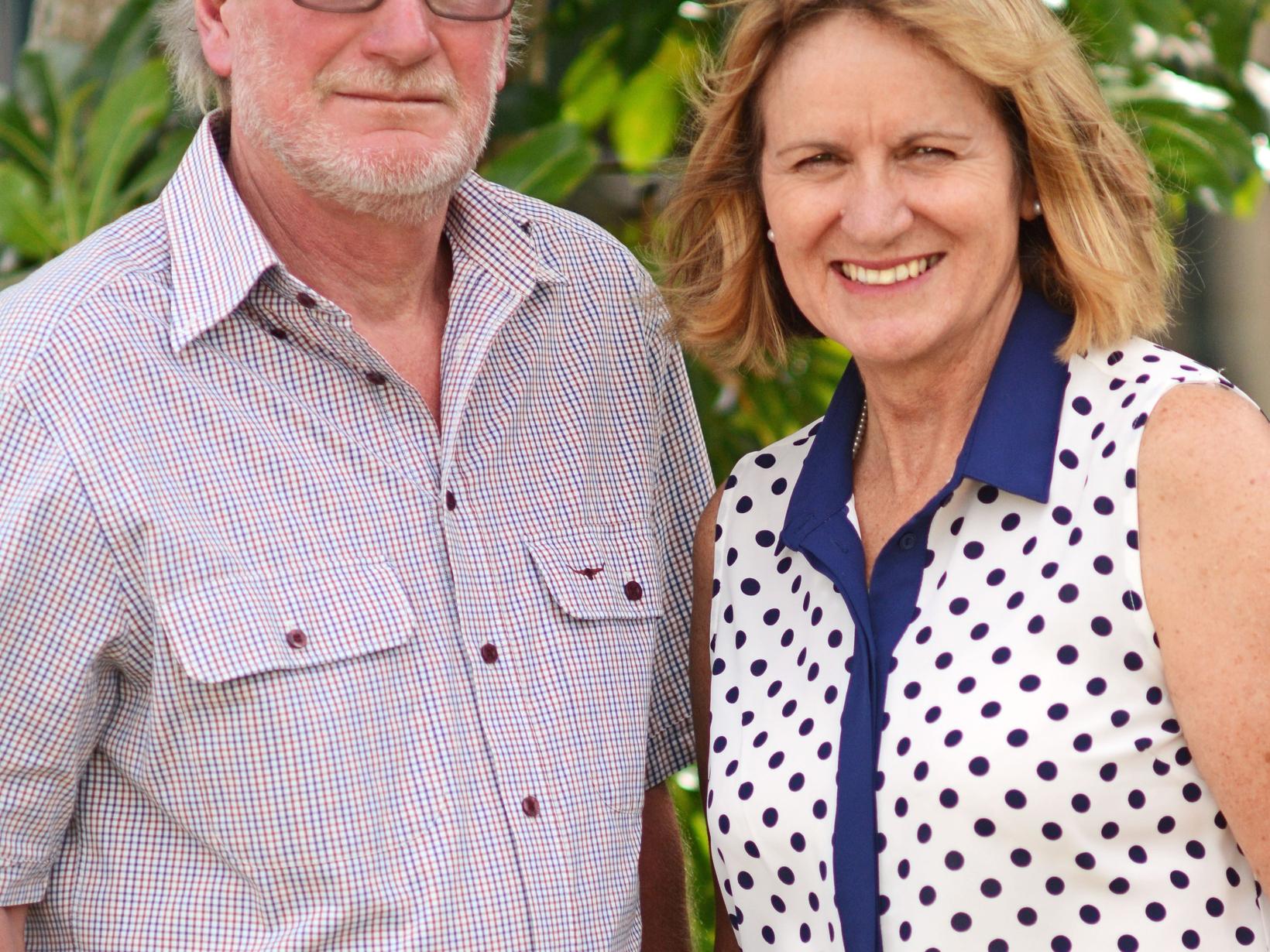 Sandy & Doug from Caloundra, Queensland, Australia