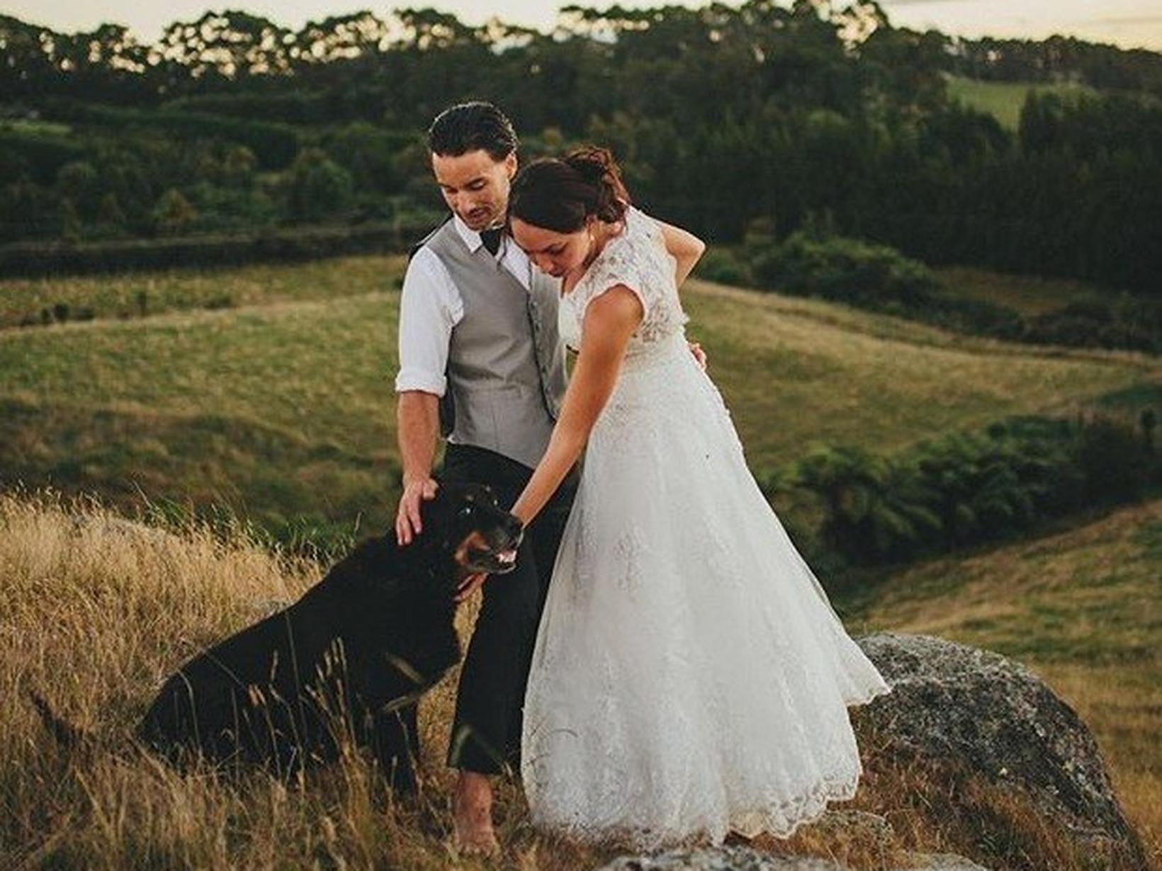 Benjamin & Jennifer from MOUNT WELLINGTON, New Zealand