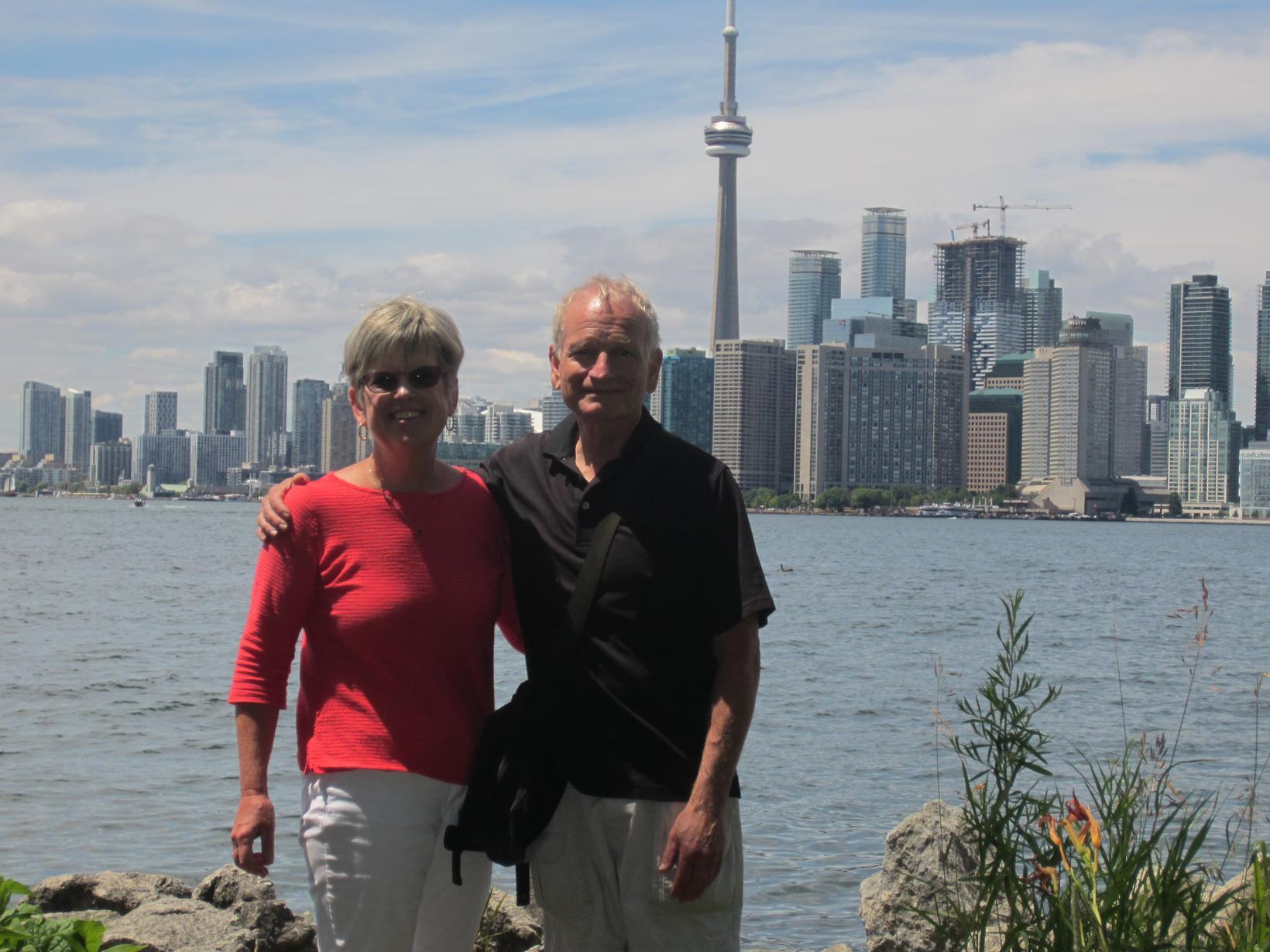Tara & Frank from Sarnia, Ontario, Canada