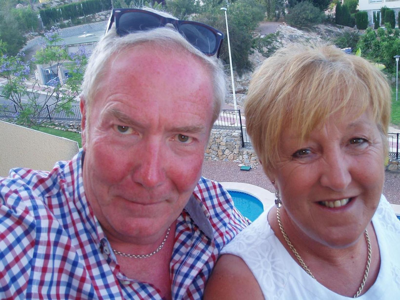 Carole & Gary from Sheffield, United Kingdom