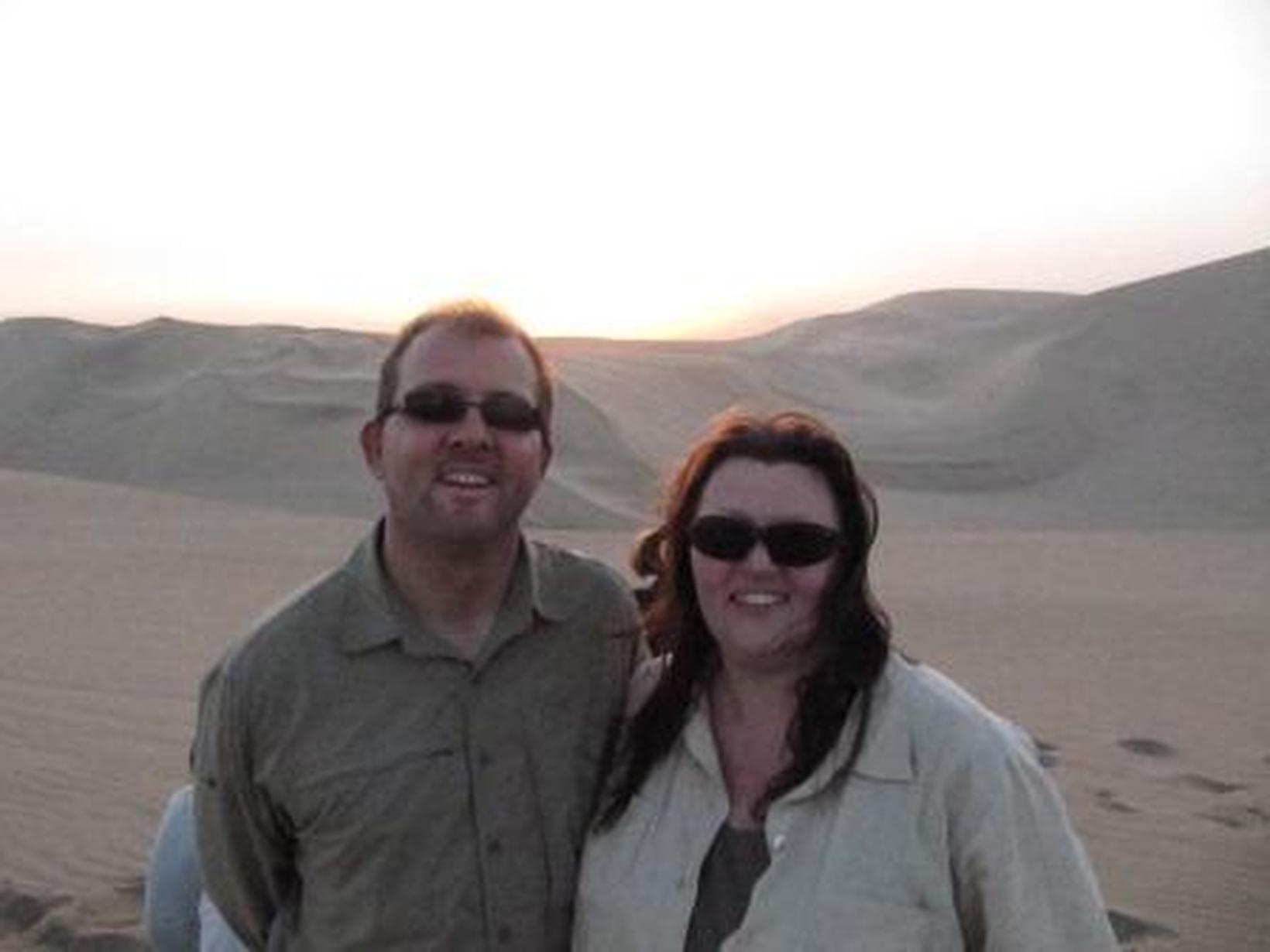 Nicholas & Tabitha from London, United Kingdom