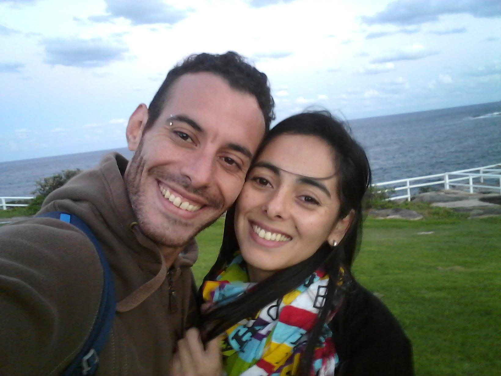 Nerina & Jeremias from Sydney, New South Wales, Australia