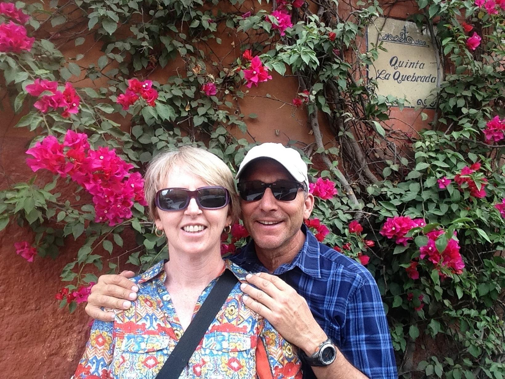 Vicki & Doug from Edmonton, Alberta, Canada