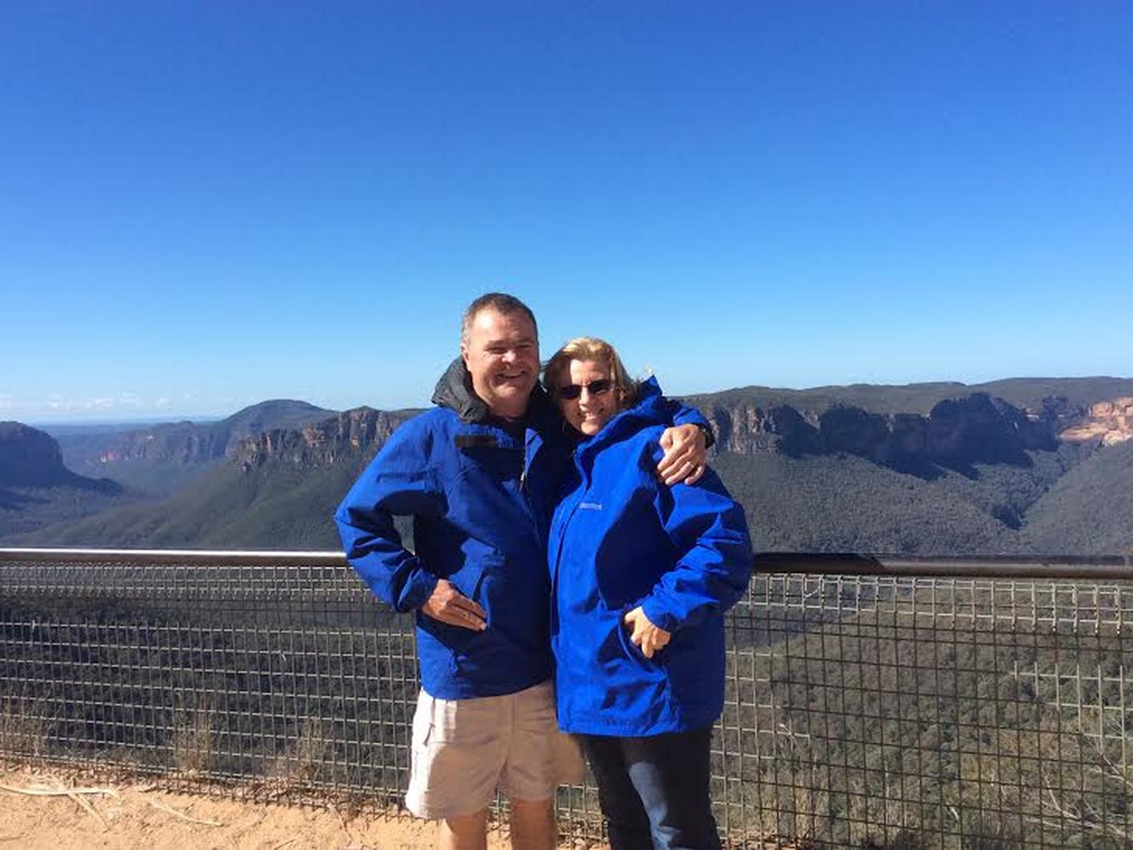 Deborah & Gary from Kalgoorlie, Western Australia, Australia