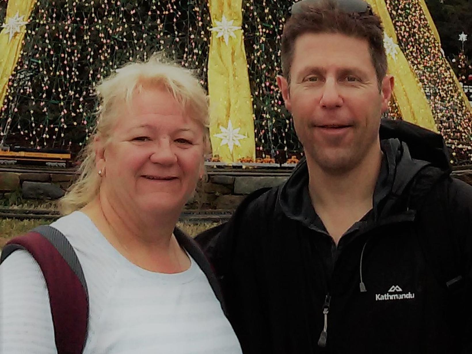 Jan & Brendan from Melbourne, Victoria, Australia