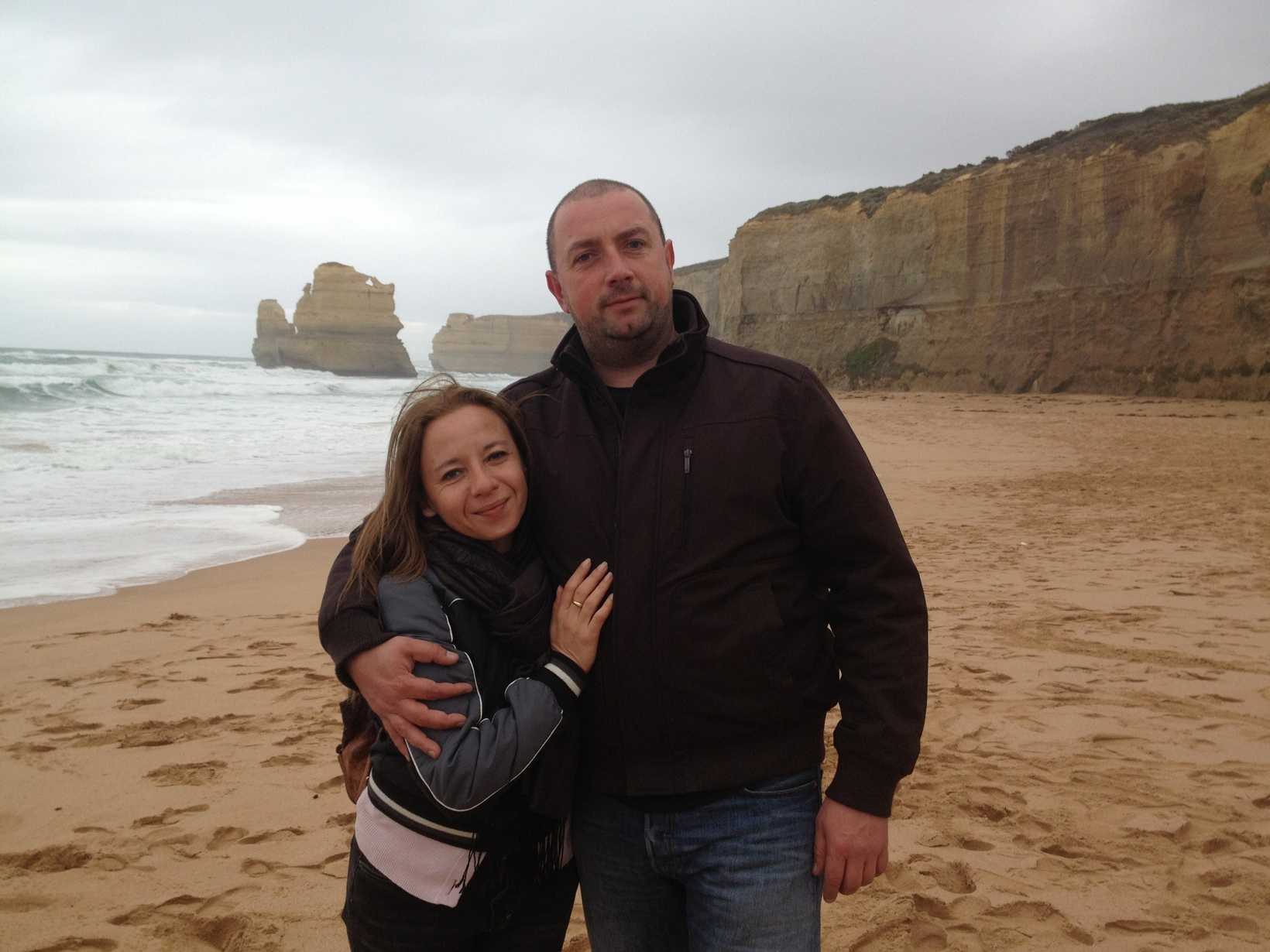 Magali & Nathaniel from Bristol, United Kingdom