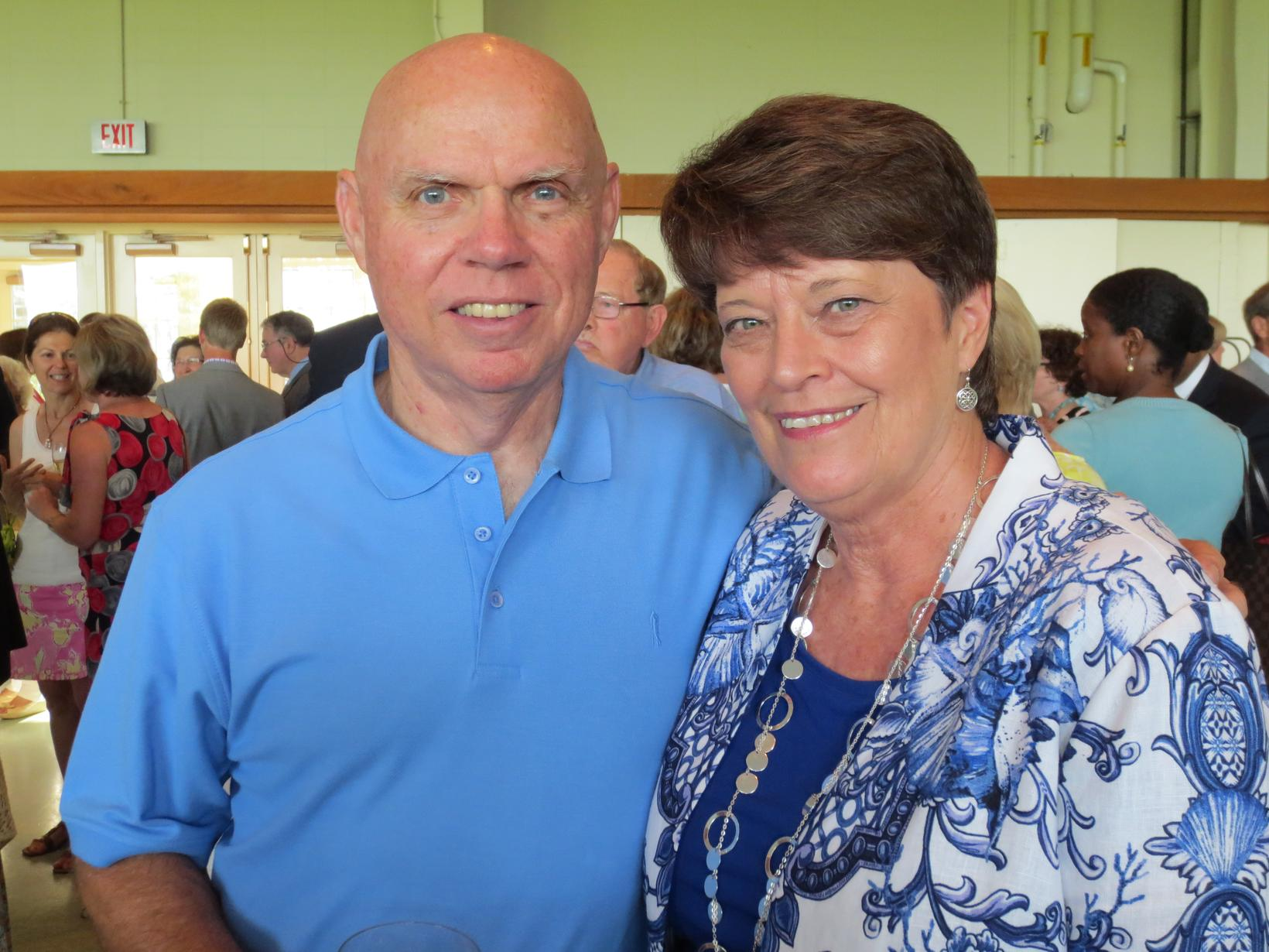 Susan & Allan from Bloomfield, Connecticut, United States