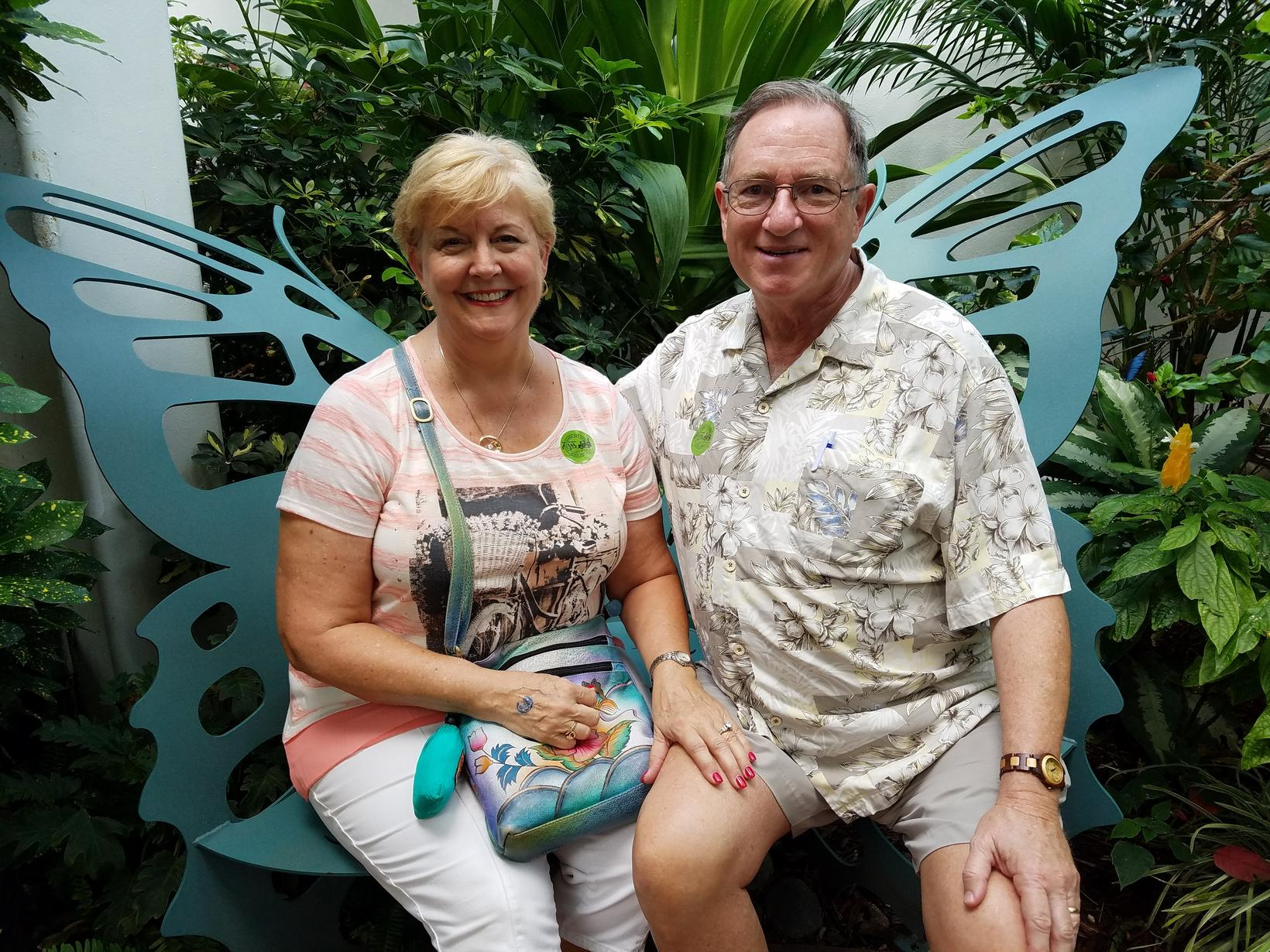 Linda & Robert from Kīhei, Hawaii, United States