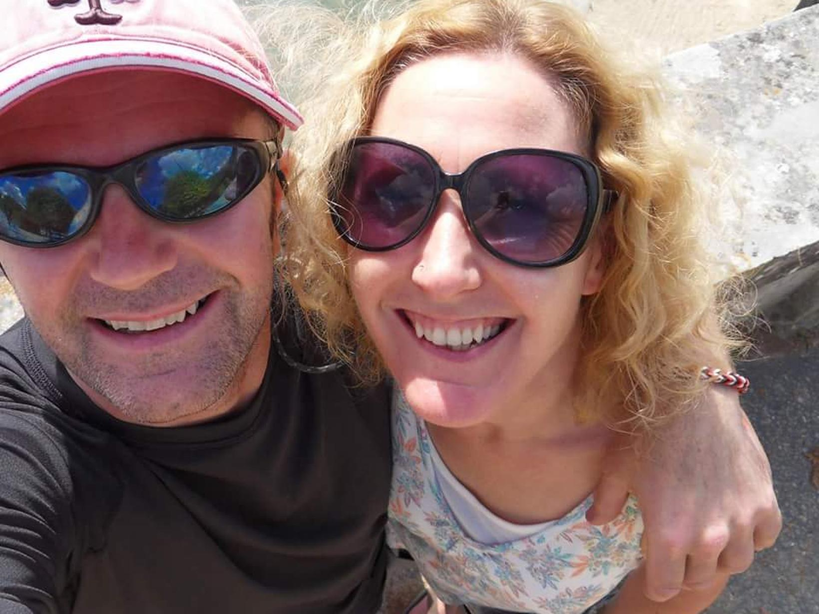 Mark & Gabby from Preston, United Kingdom