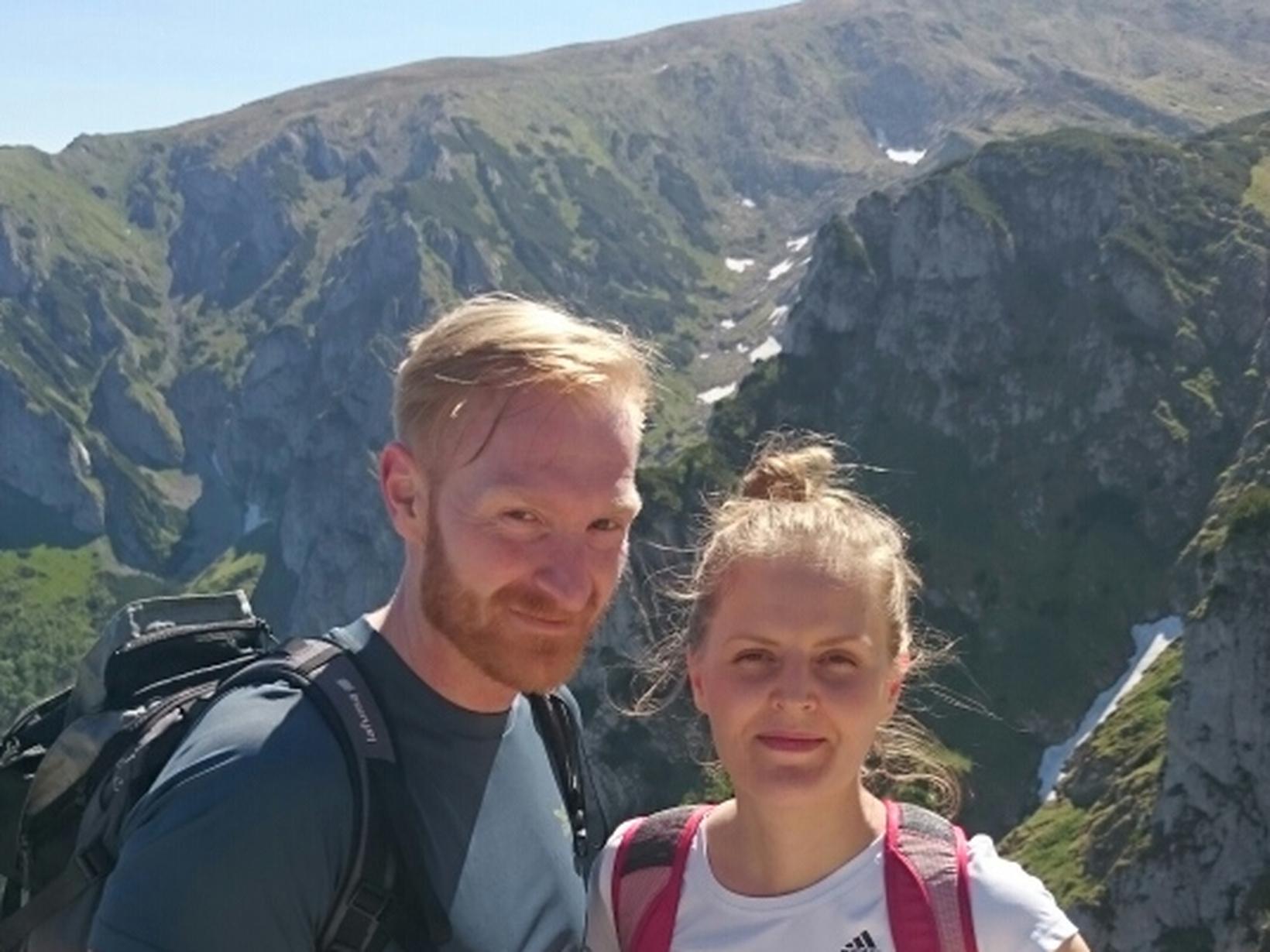 Barbara & Krzysztof from Warsaw, Poland