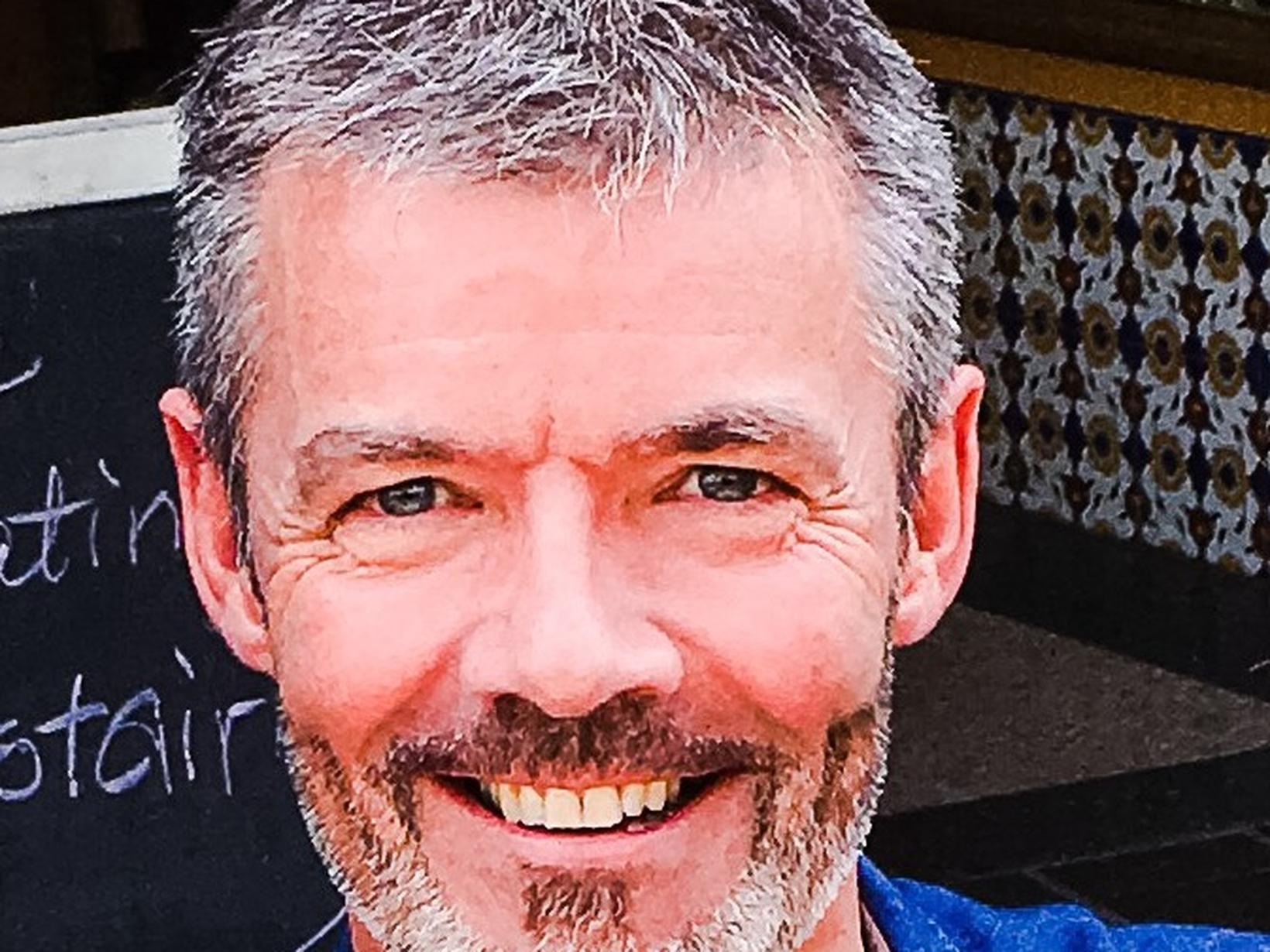 Ewan from Edinburgh, United Kingdom