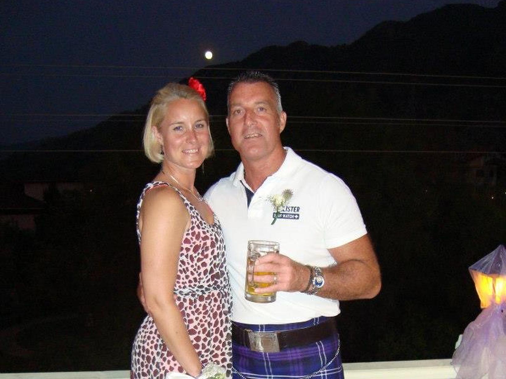 Cameron & Dani from Stratford-upon-Avon, United Kingdom