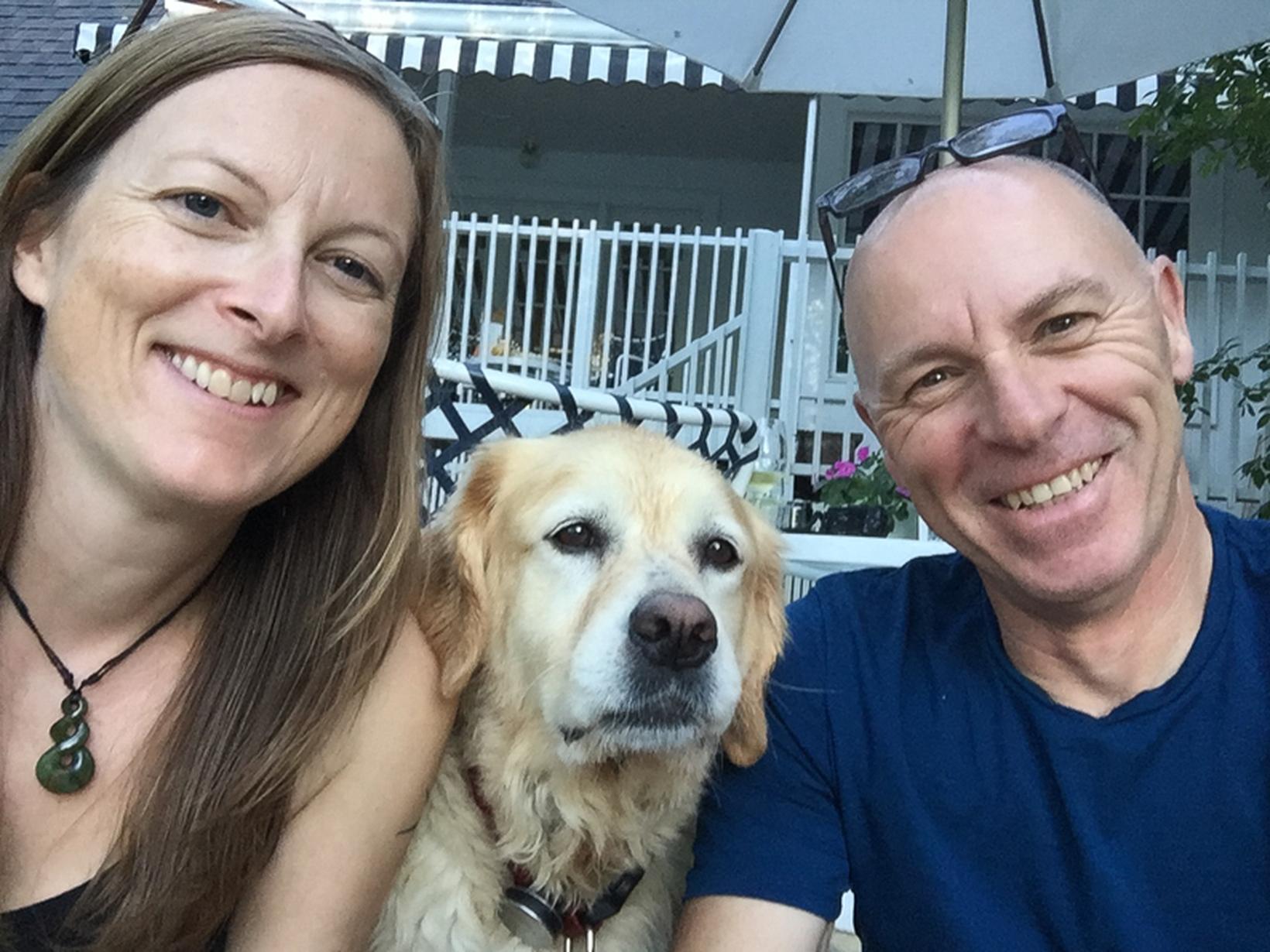 Steve & Julie from Auckland, New Zealand