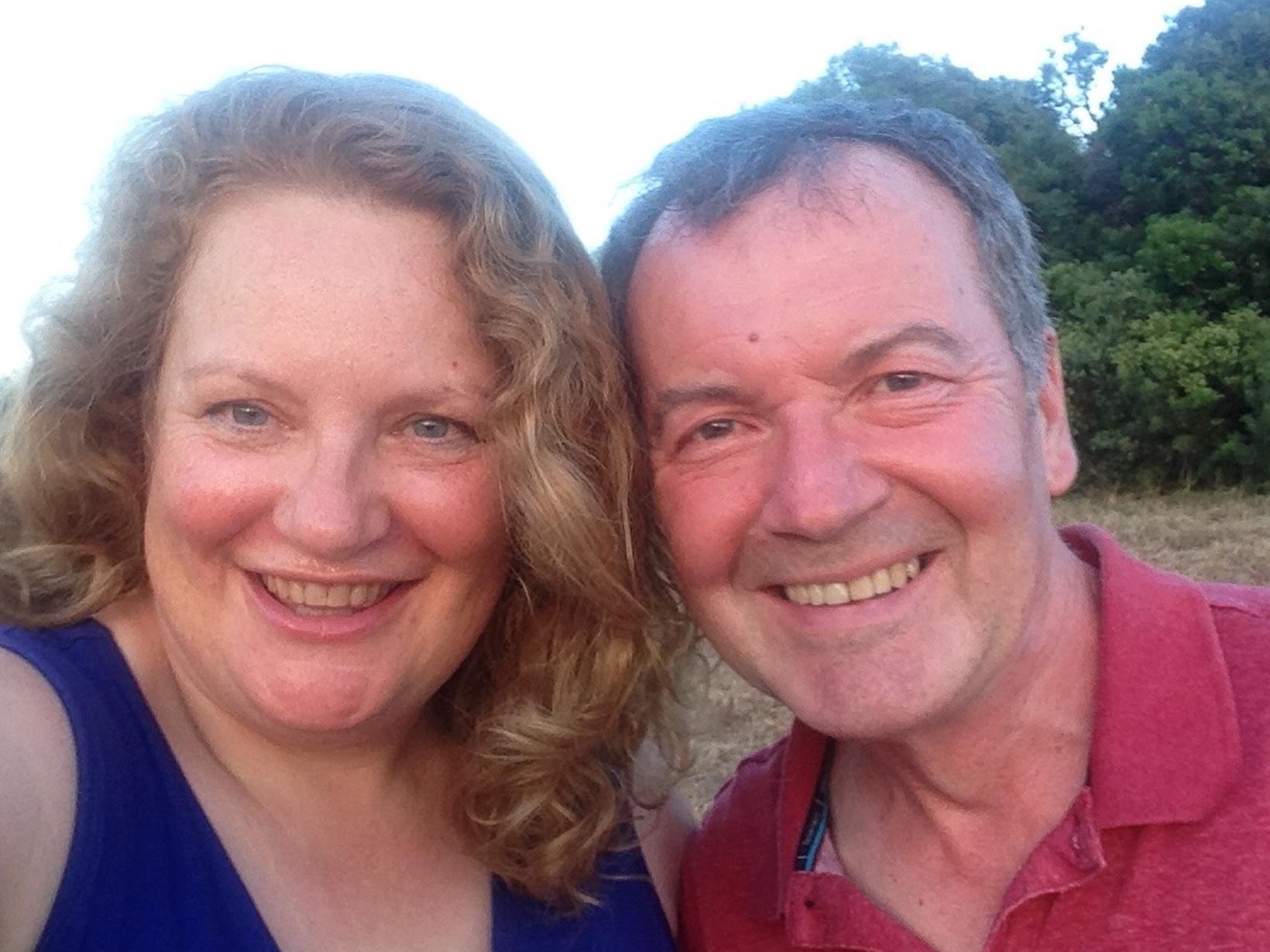 Claudia & Frank from Riehen, Switzerland
