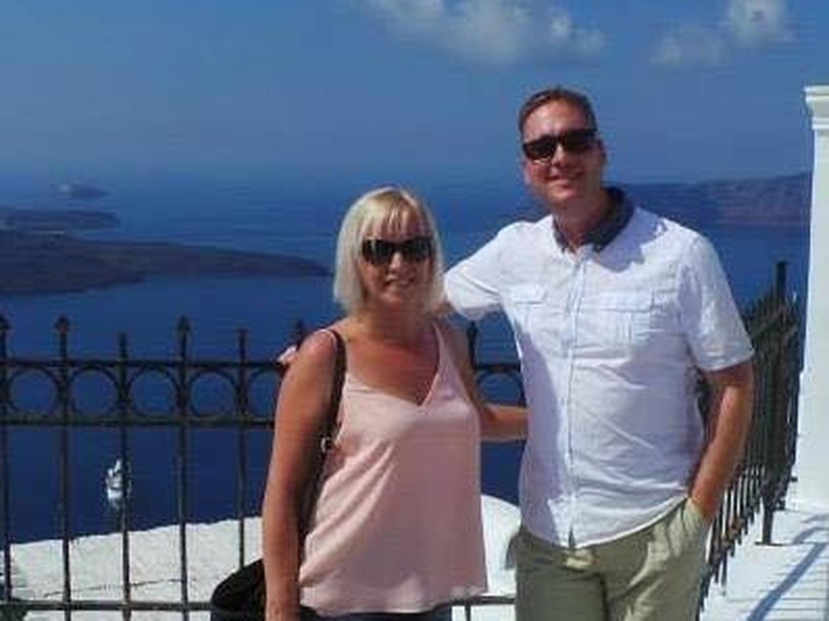 Jan & Graham from Warrington, United Kingdom
