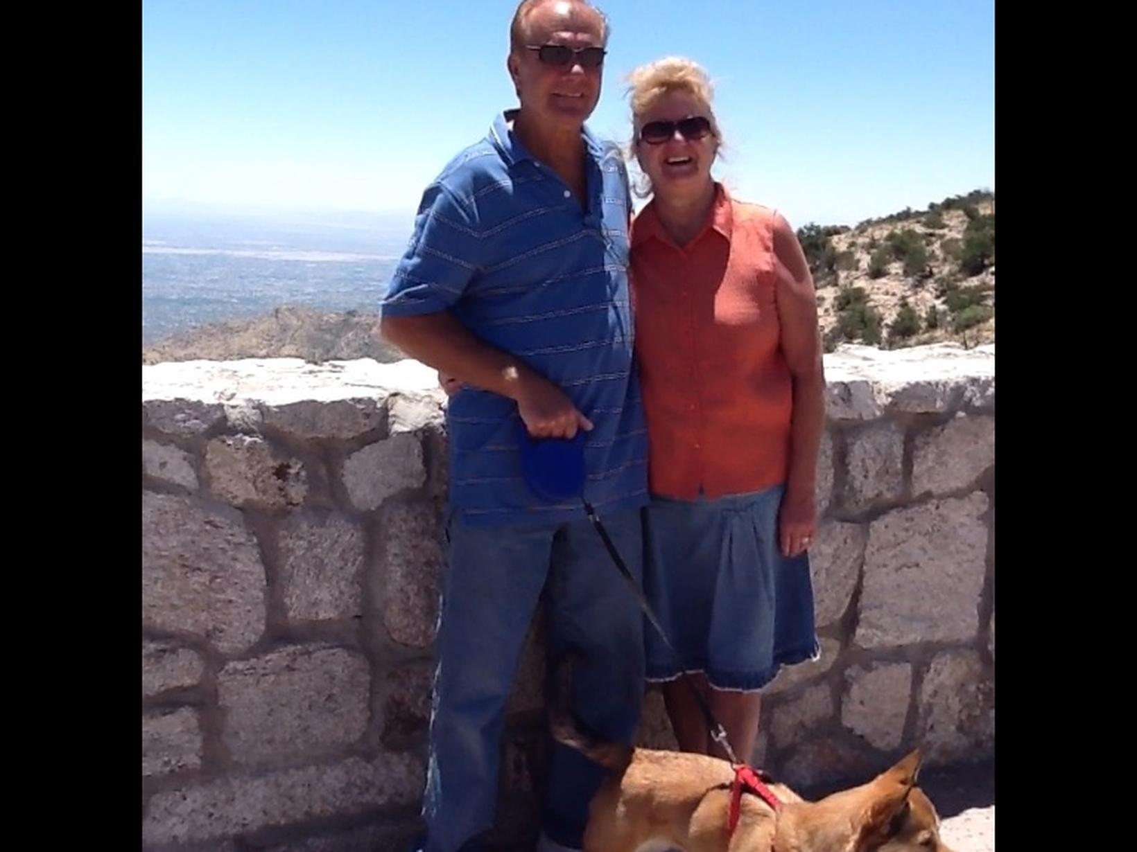 Wilson and marlene & Marlene from Green Valley, Arizona, United States