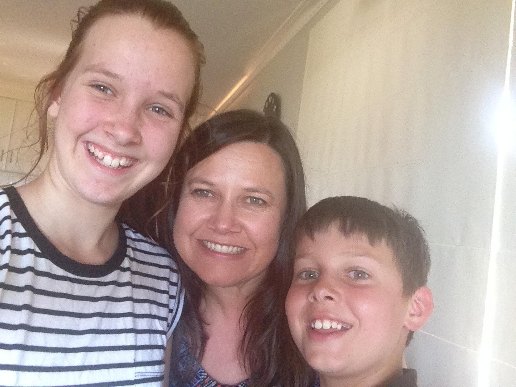 Karen & Steve from Launceston, Tasmania, Australia