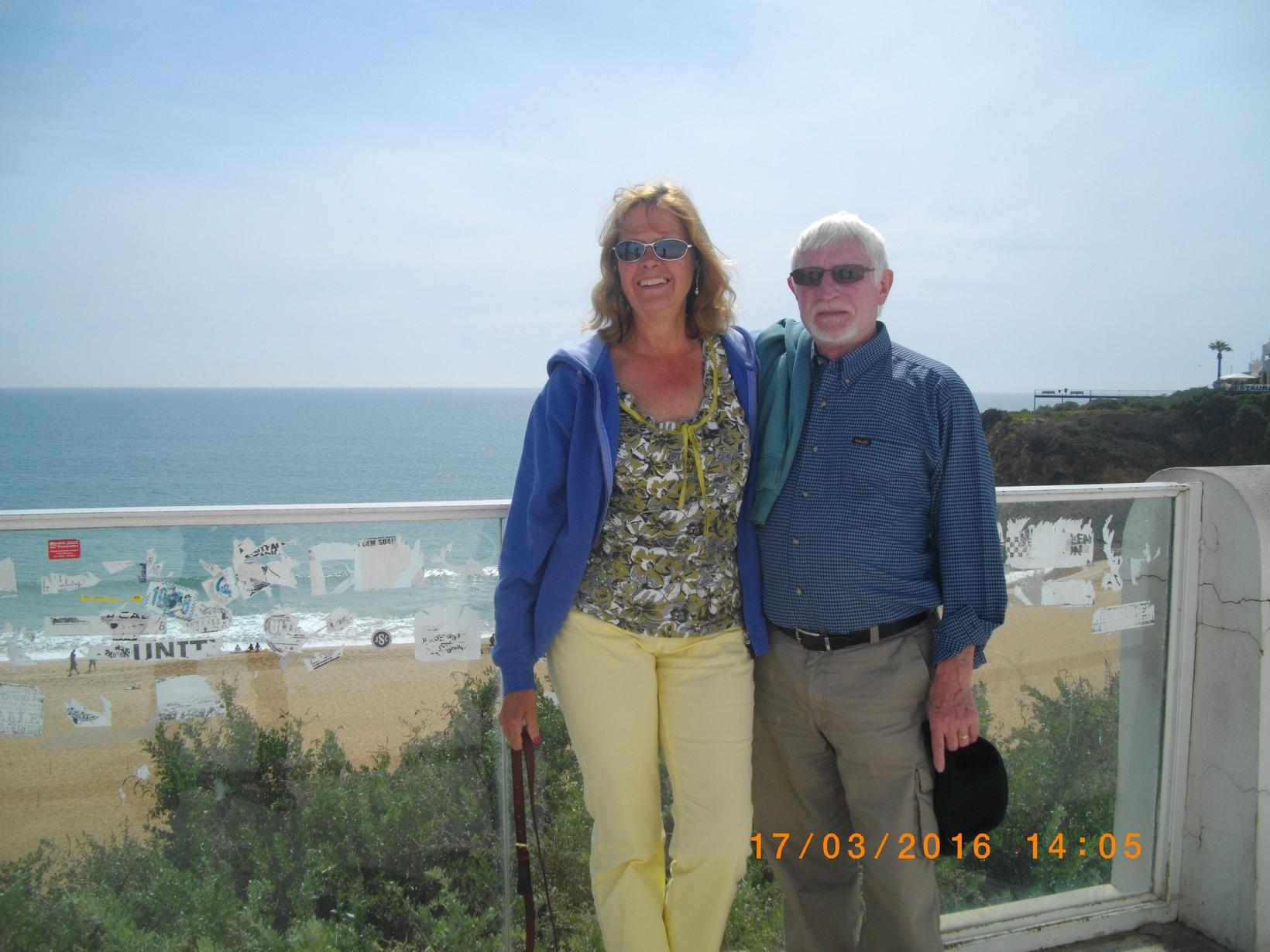 Mary & David from Markfield, United Kingdom