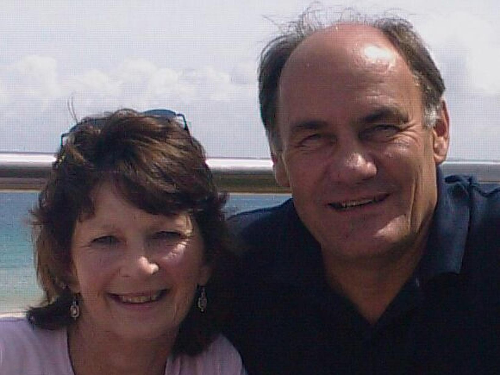 Pam & Paul from Nancy, France
