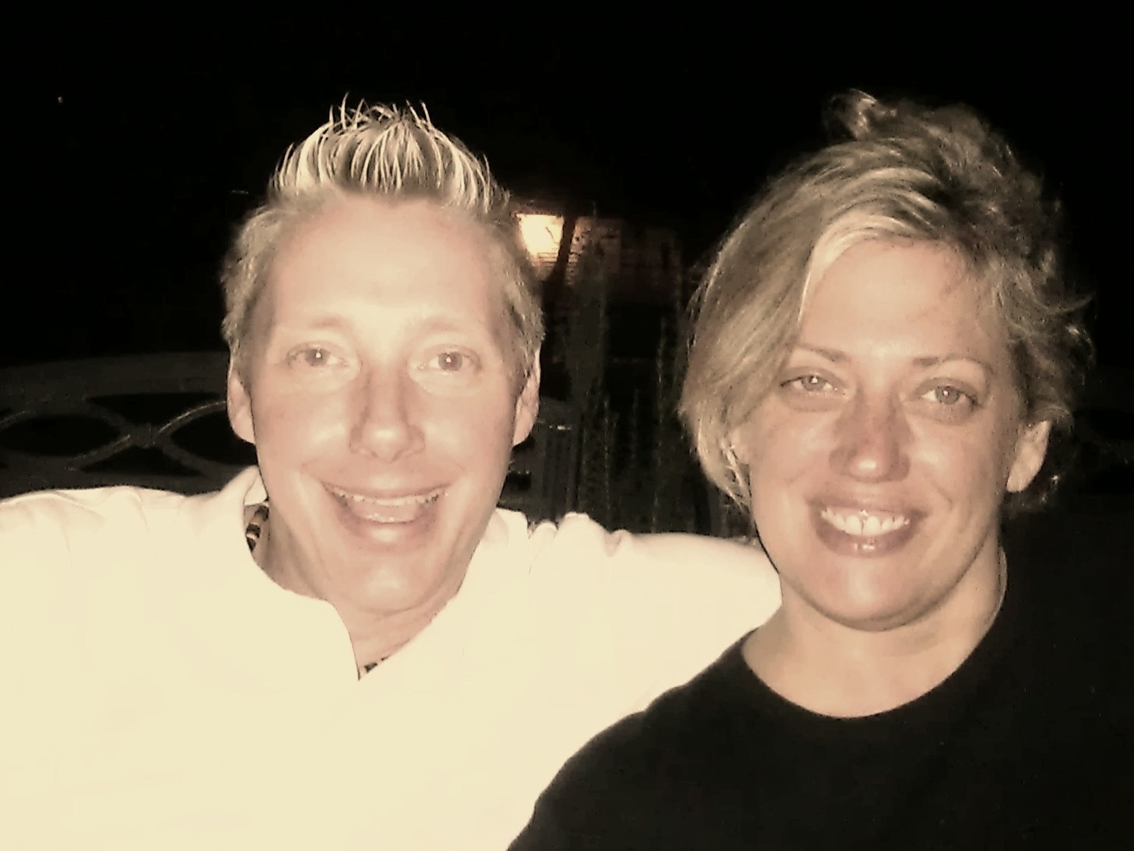 Liane & John from Houston, Texas, United States