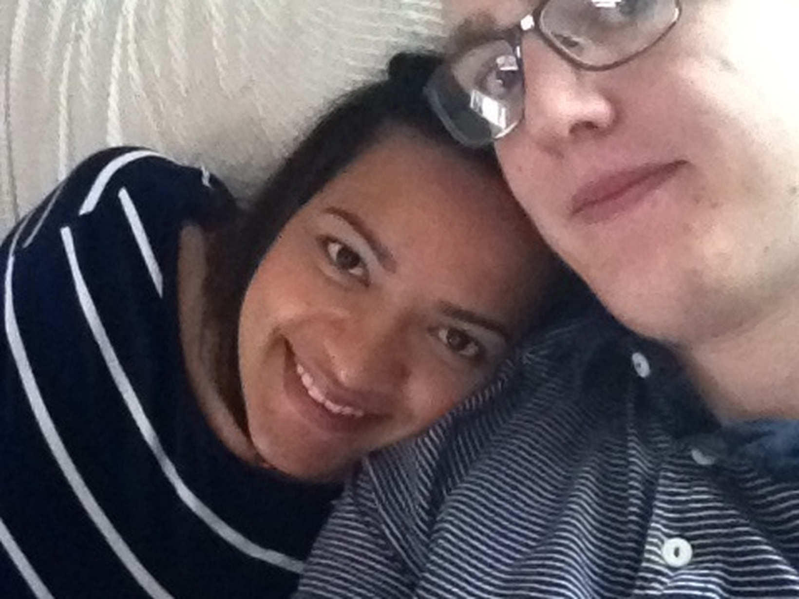 Alexandra & Darren from London, United Kingdom