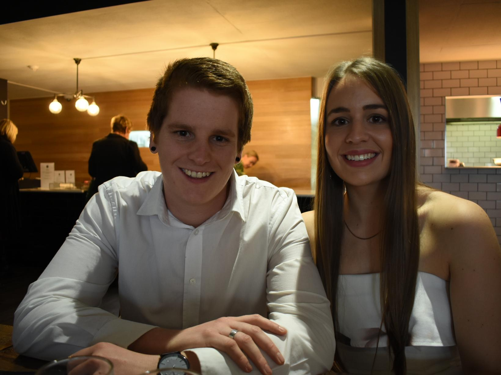 Lauren & Scott from Melbourne, Victoria, Australia
