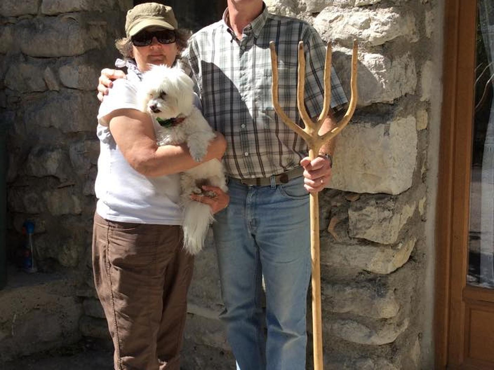 Michael & Sylvia from Callander, Ontario, Canada