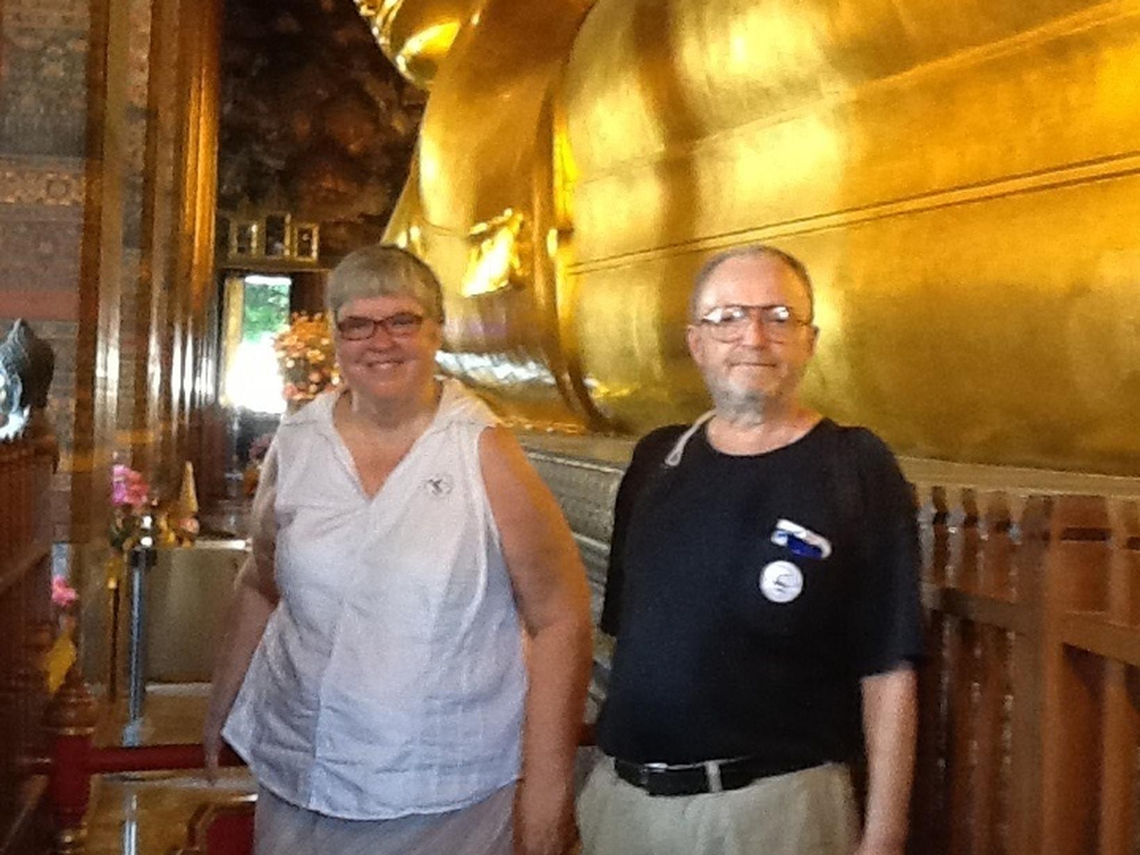 Mary & Thomas from Chiang Mai, Thailand