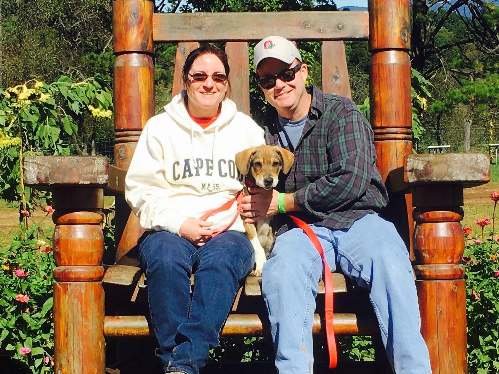 Debra & Steve from Goode, Virginia, United States