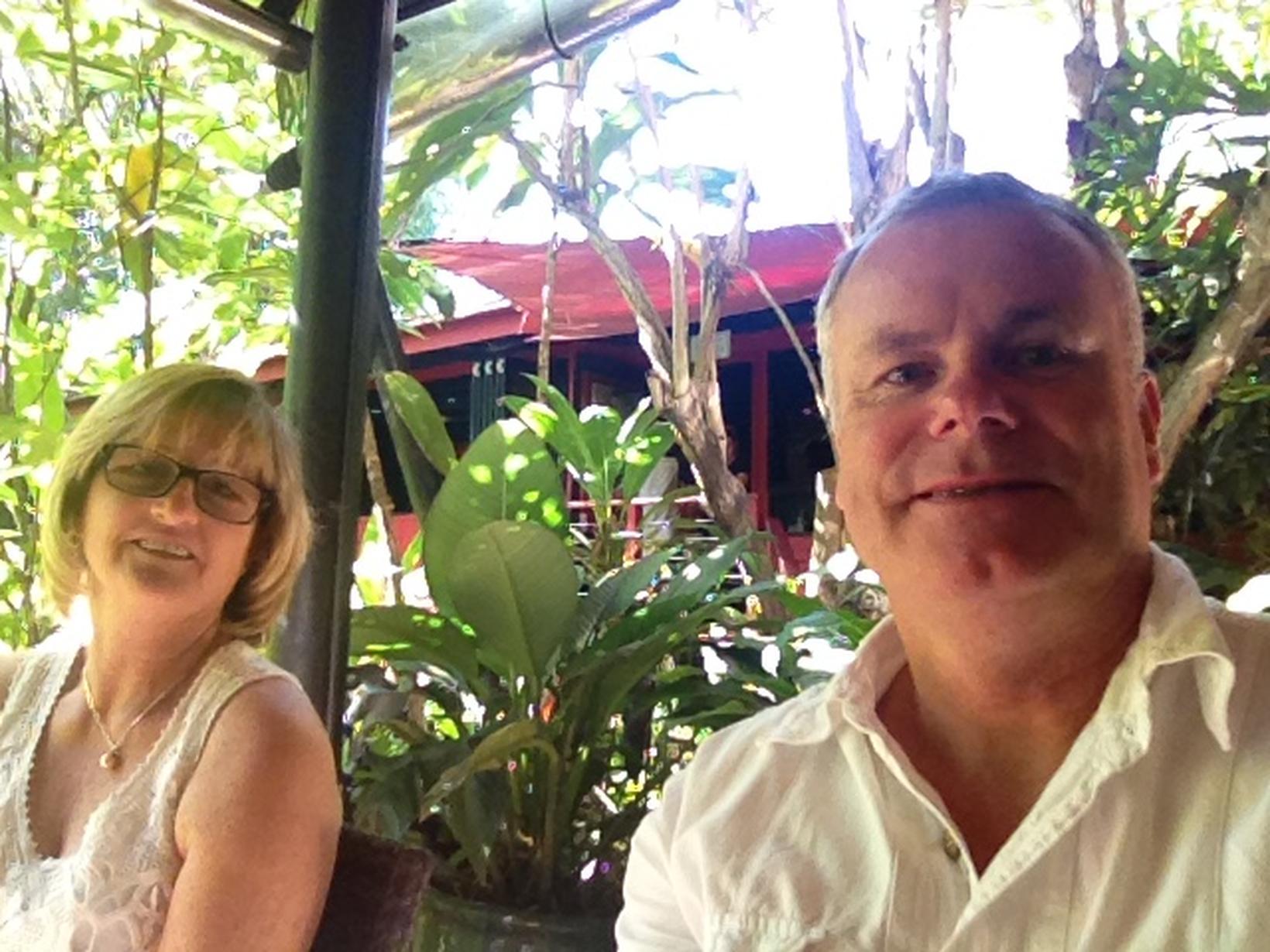 Charles & Angela from Melbourne, Victoria, Australia