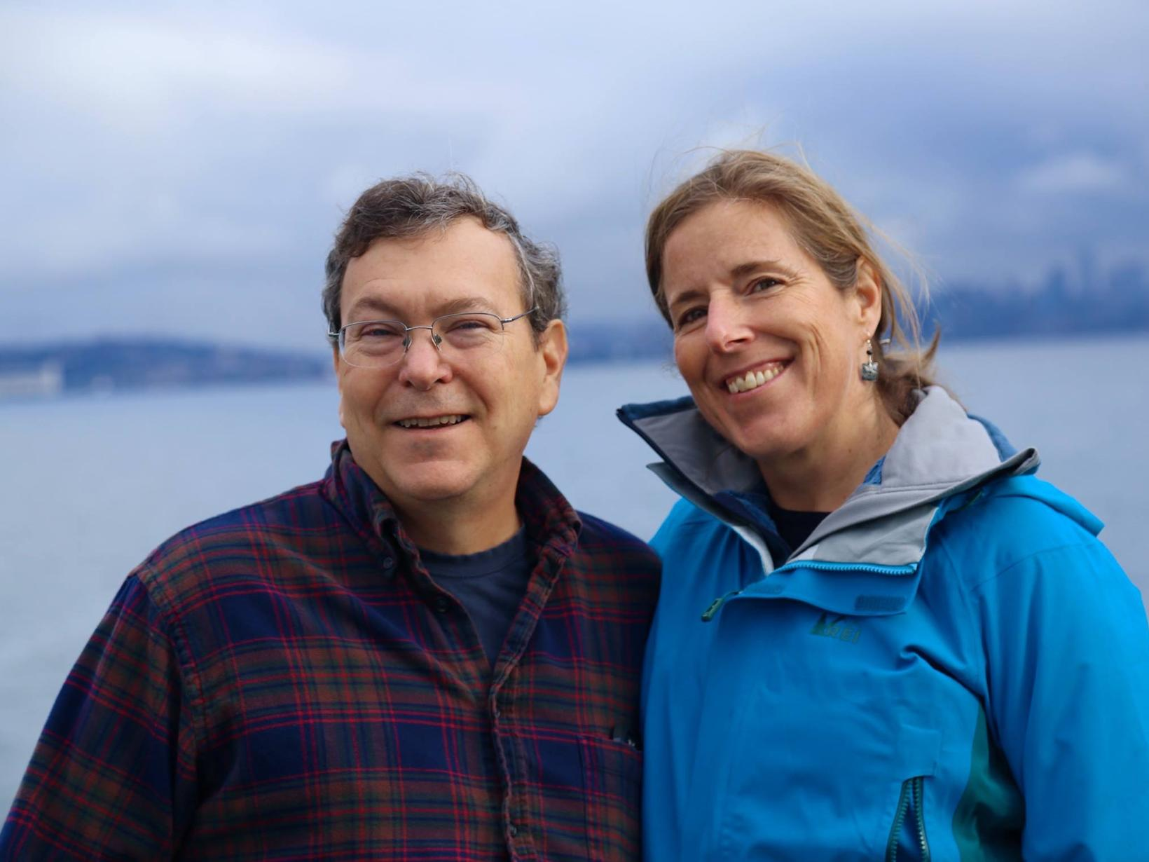 Jeanne & Jeff from Gig Harbor, Washington, United States