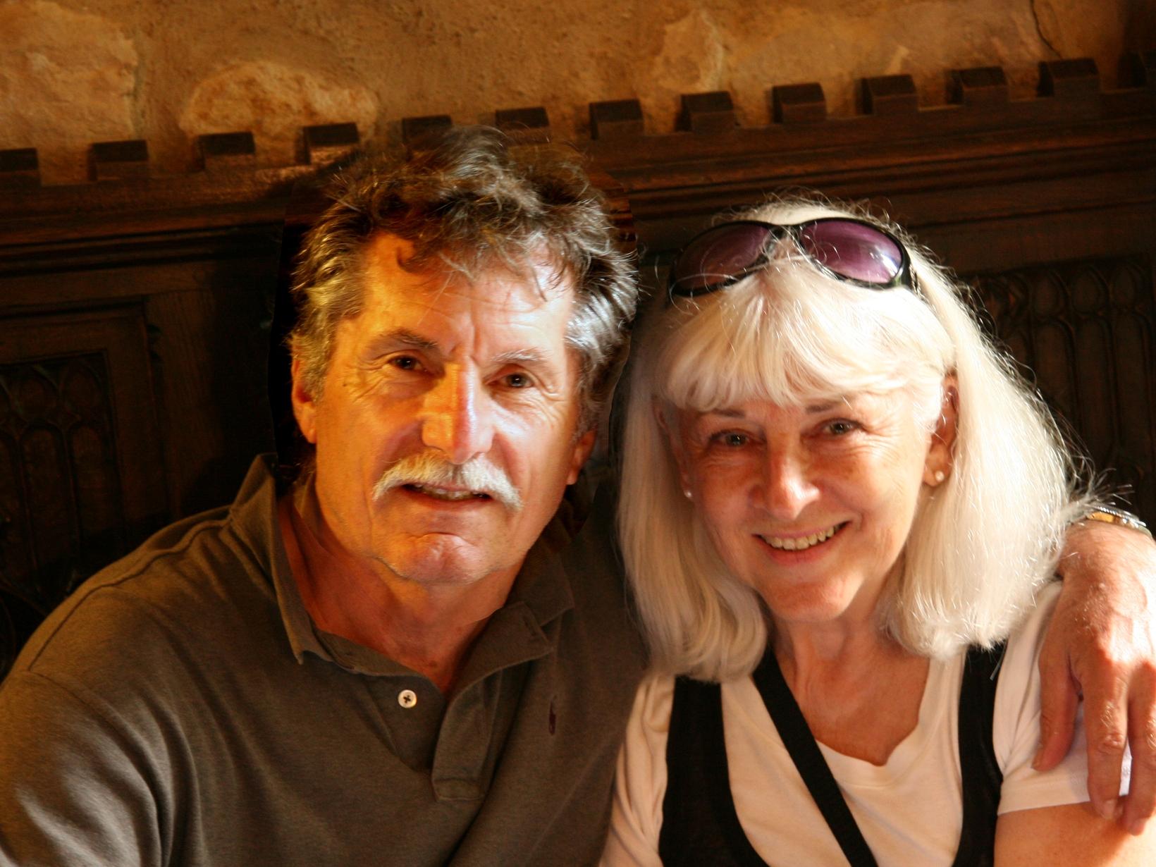 Dawne & Dean from Rémalard, France