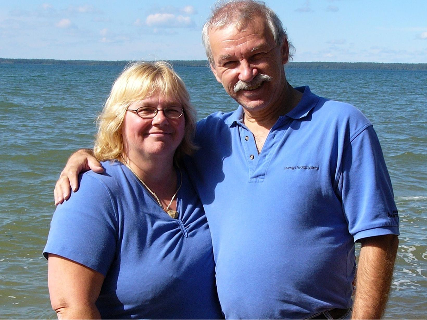 Pat & Dan from Winnipeg, Manitoba, Canada