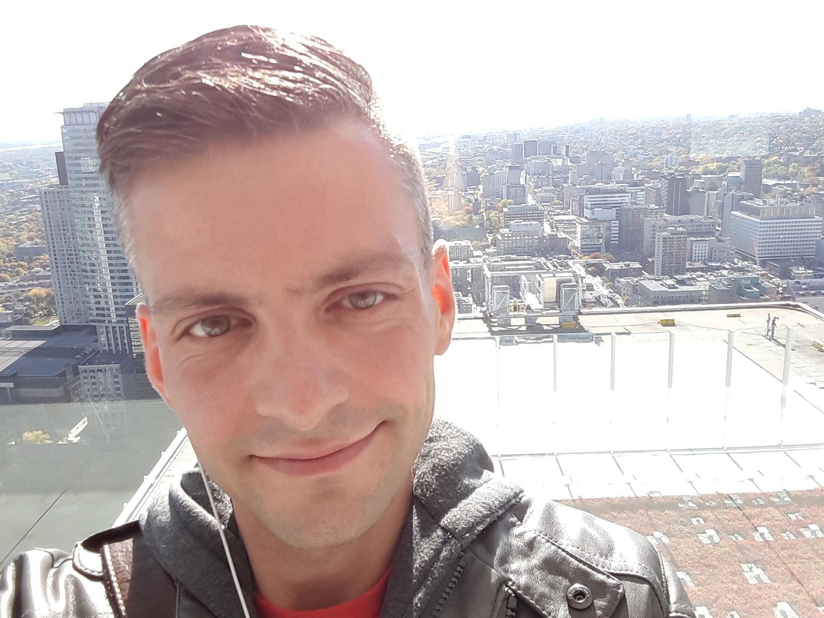 Benjamin from Montréal, Quebec, Canada
