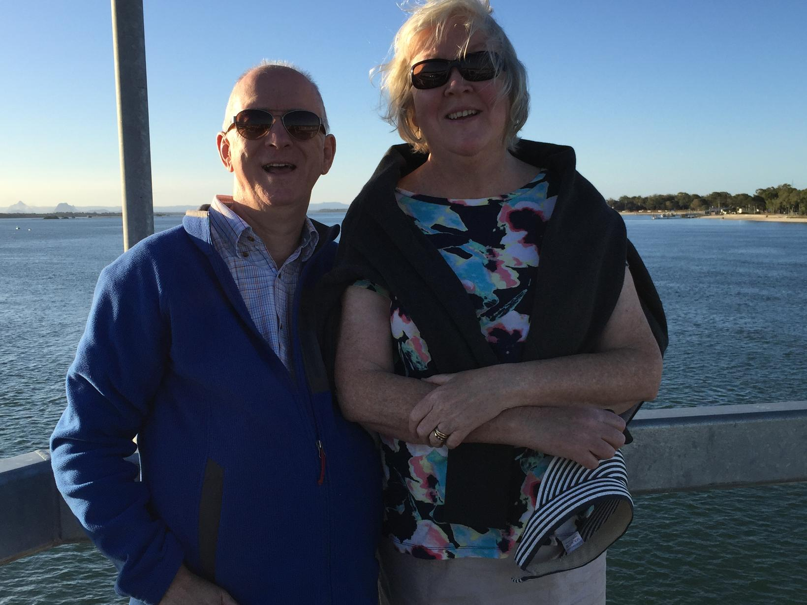 Stuart & Vicky from Blaxland, New South Wales, Australia