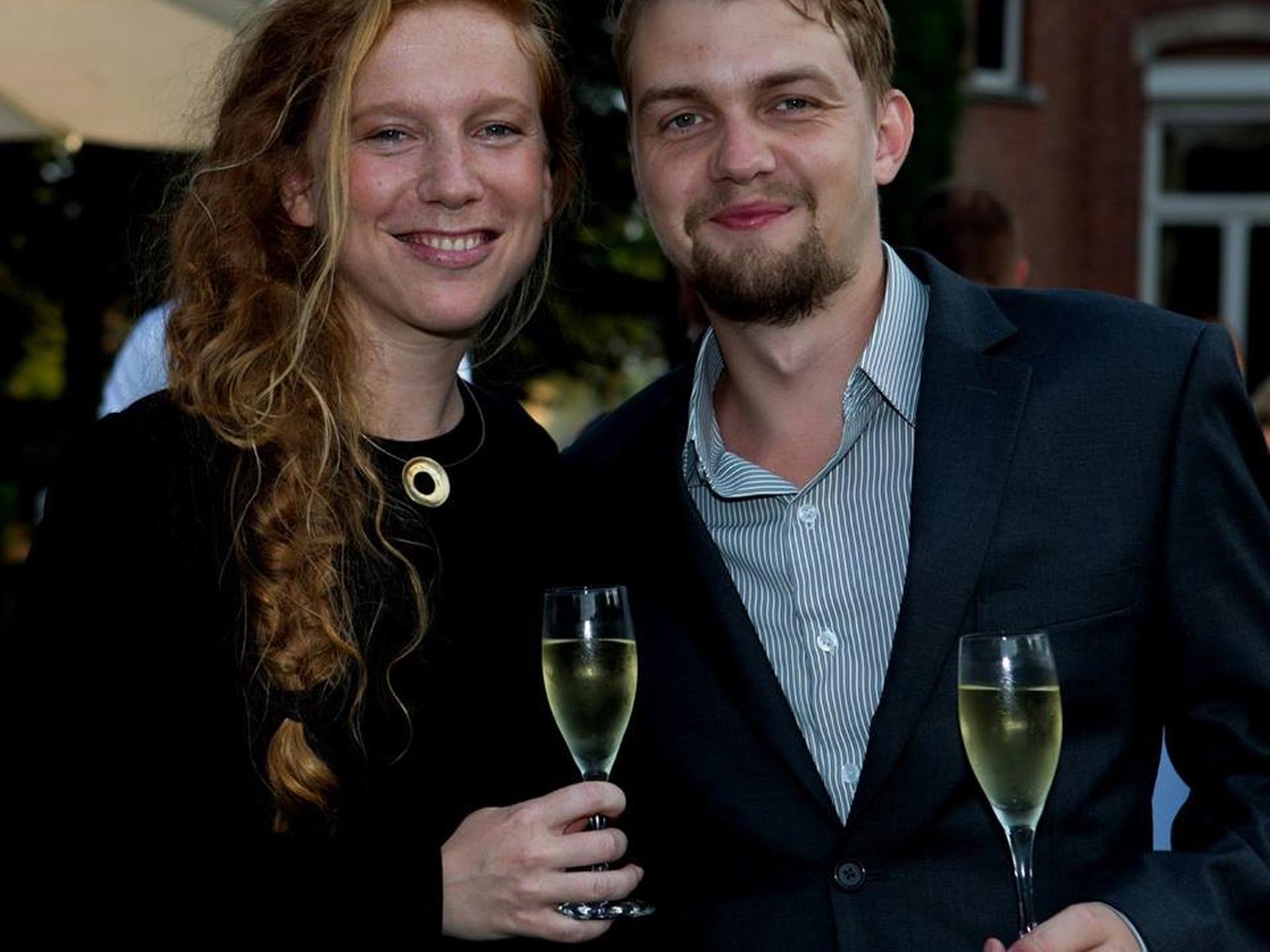 Lisa & Brecht from Gent, Belgium