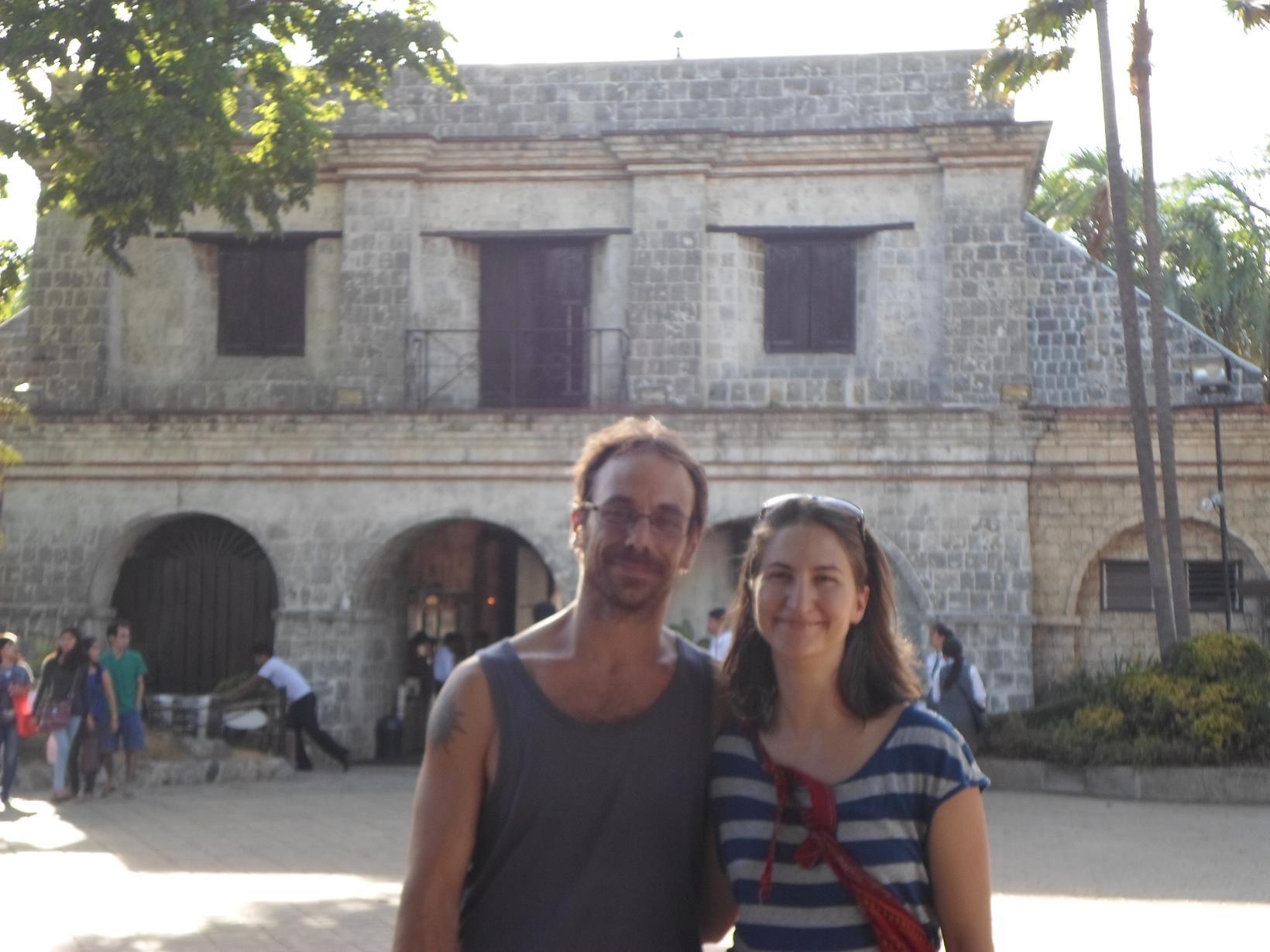 Genevieve & Mathieu from Montréal, Quebec, Canada