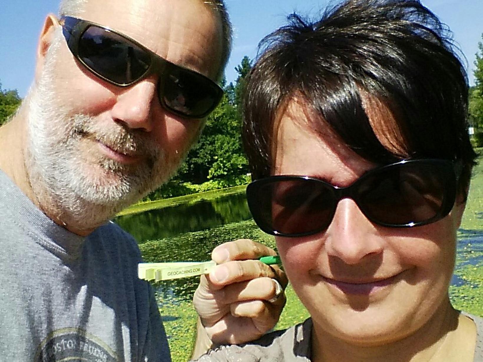 James & Valerie from Montréal, Quebec, Canada